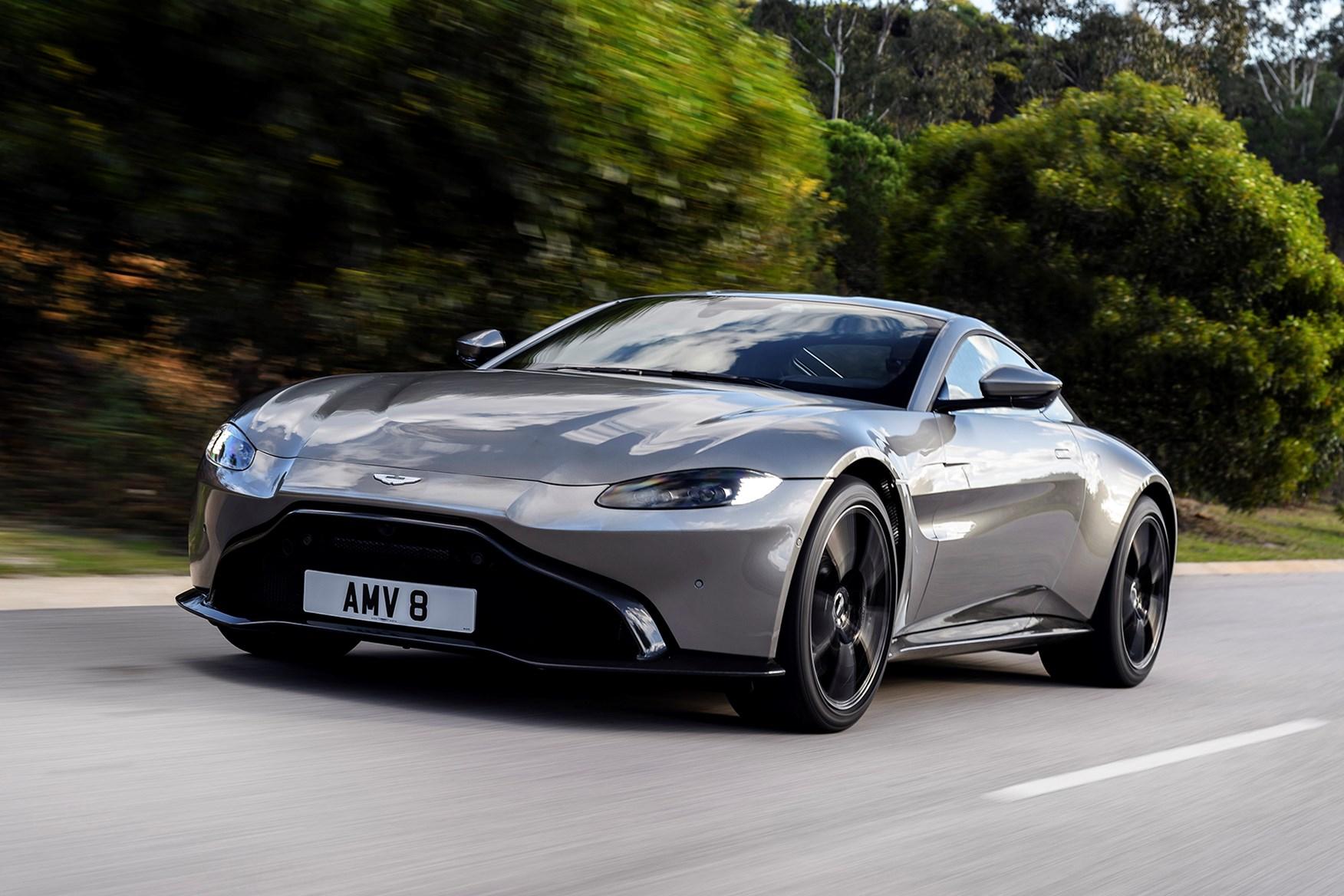 Aston Martin Vantage 2018 Review