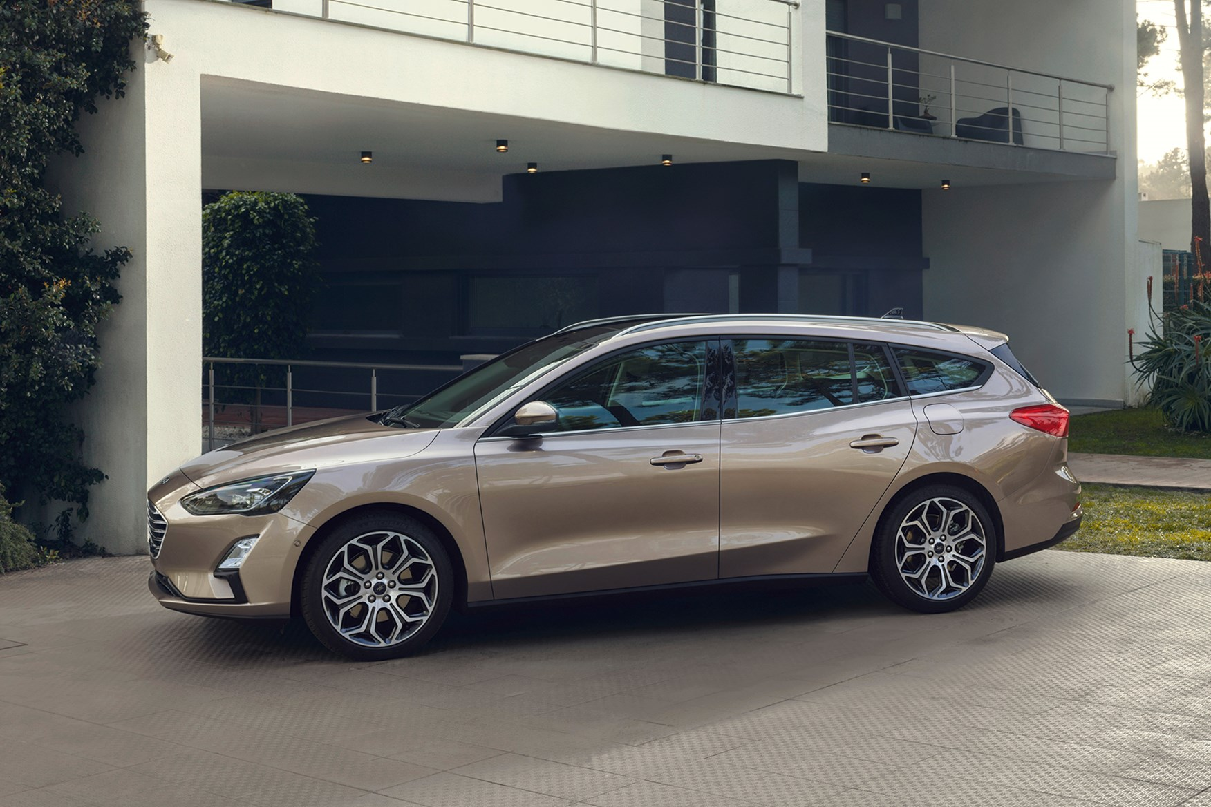 Ford Focus Estate 2018 Parkers
