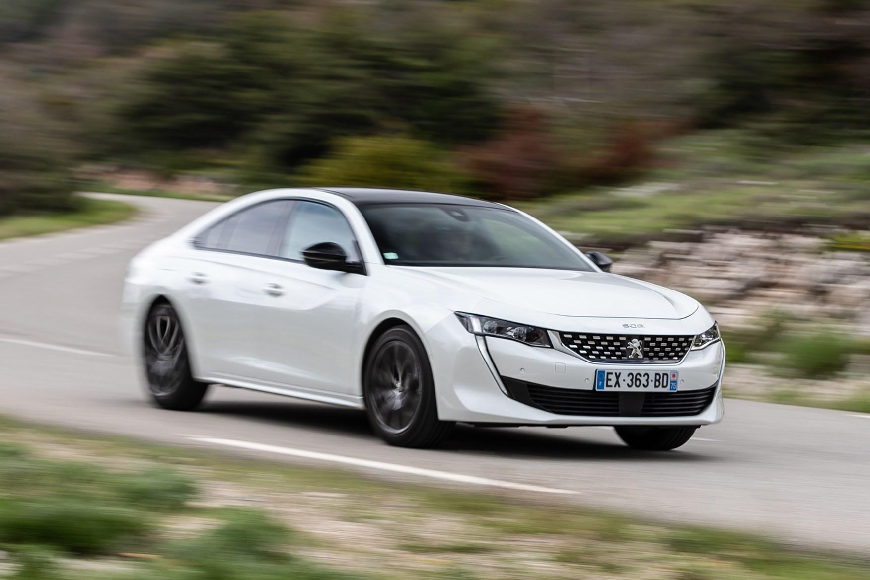 2018 Volkswagen Arteon >> Peugeot 508 Review (2019) | Parkers