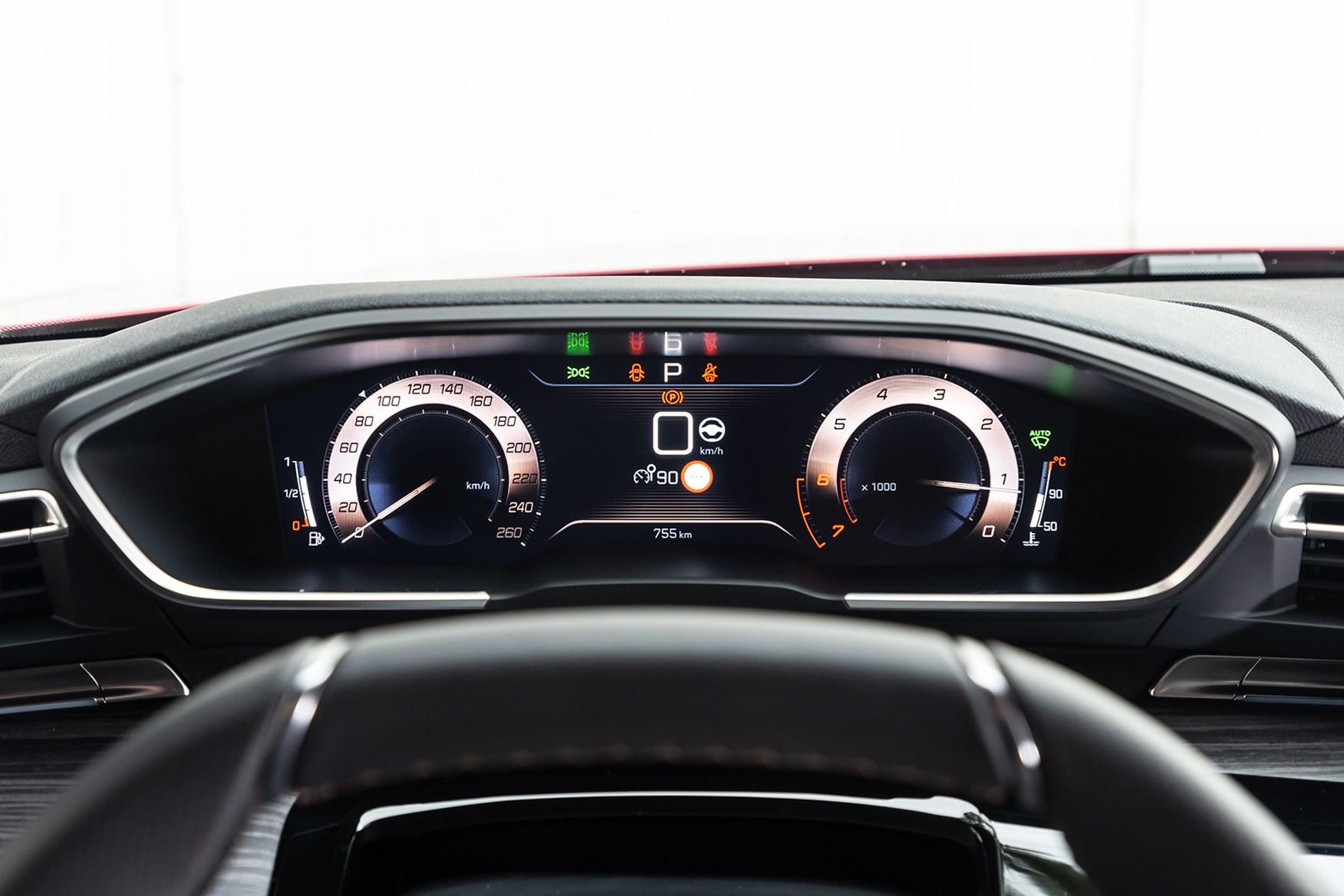 Peugeot 508 Review 2019 Parkers