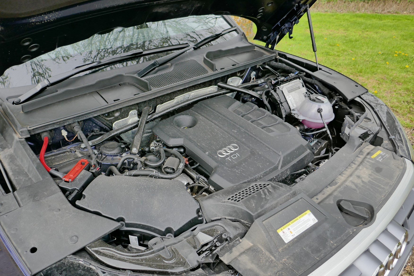 Kelebihan Audi Q5 2.0 Tdi Spesifikasi