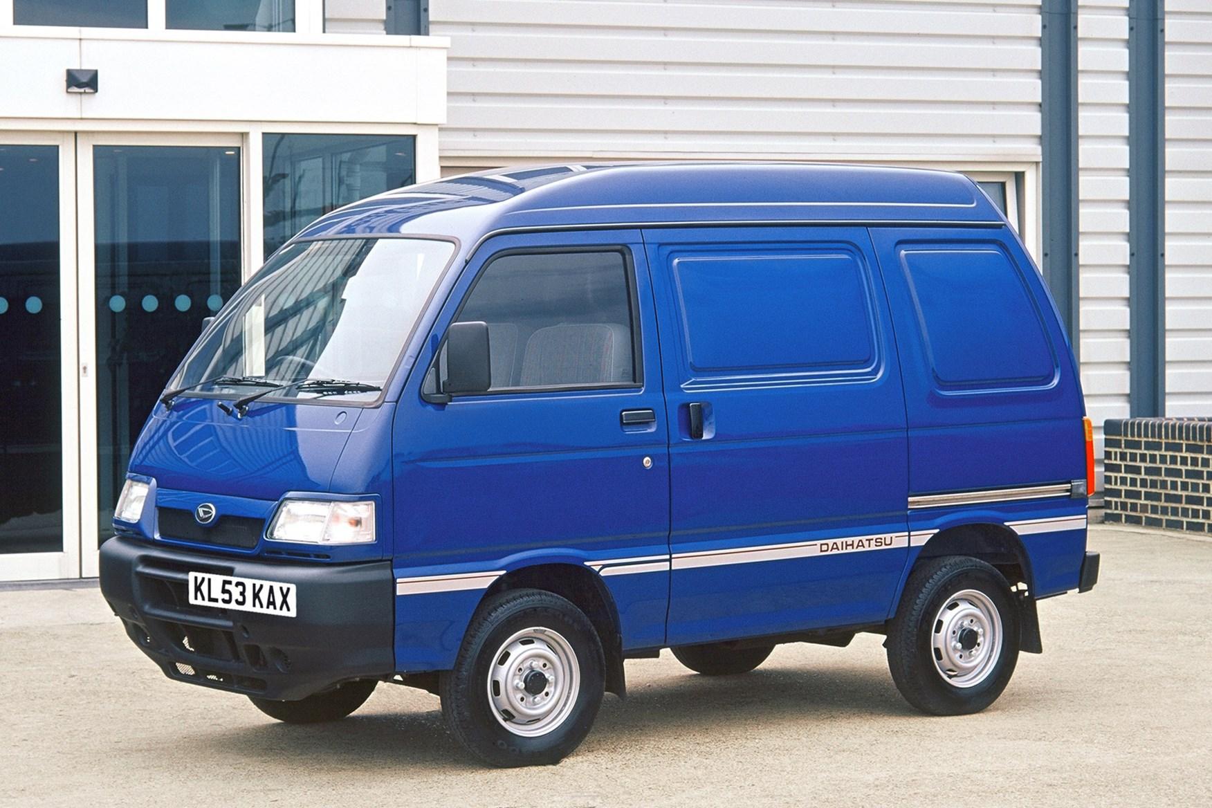 Daihatsu Hijet Van Review (1986-2004)
