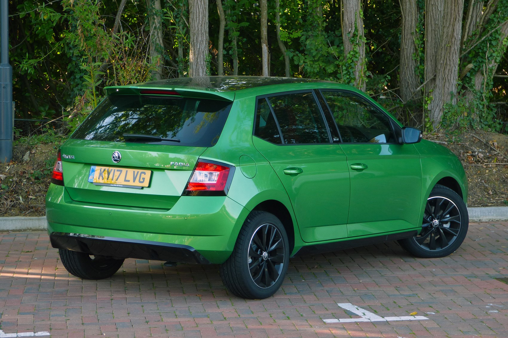 Which Skoda Fabia Is Best As A Company Car Parkers
