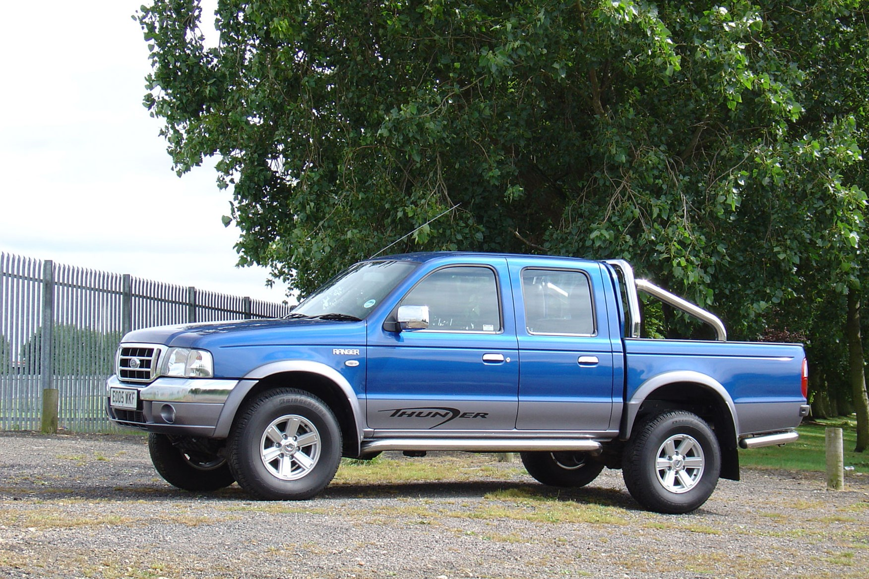 Ford Ranger 1999 2006 Review On Parkers Vans