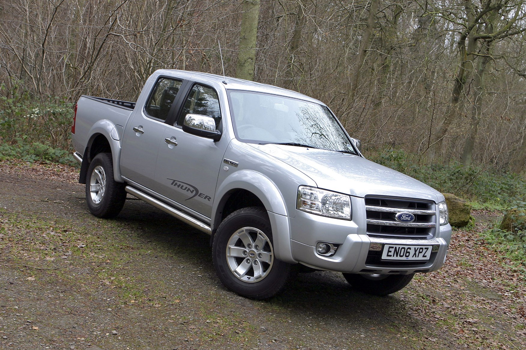 Ford Ranger Pickup Review 2006 2011 Parkers