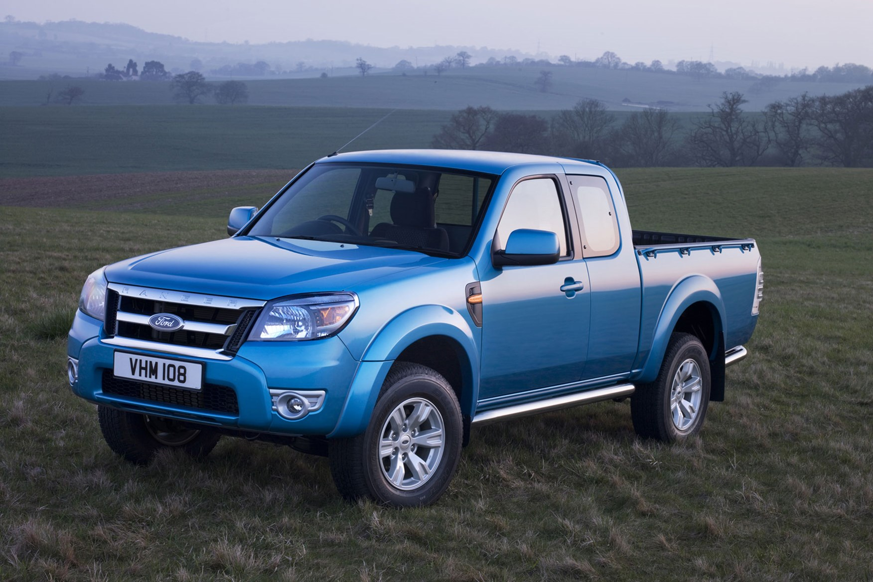 ford ranger pickup review 2006 2011 parkers. Black Bedroom Furniture Sets. Home Design Ideas