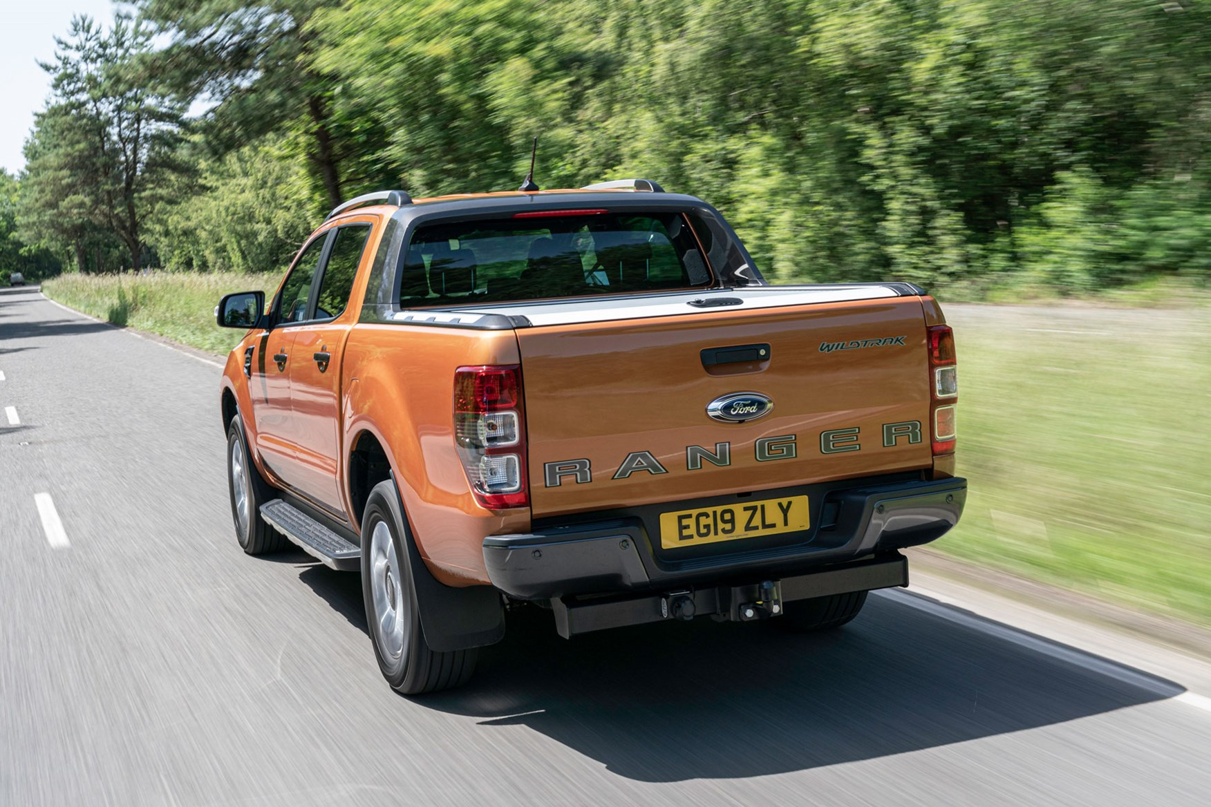 Ford Ranger (2019) review | Parkers
