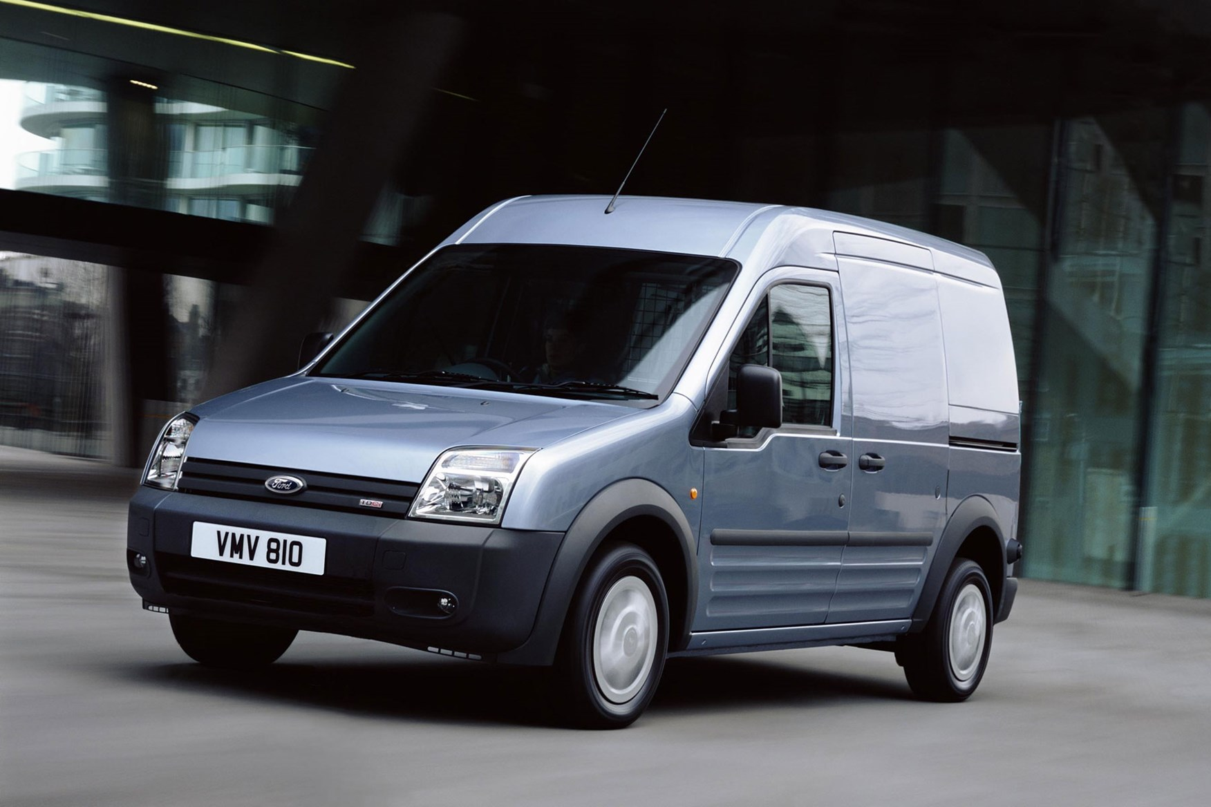 Ford Transit Connect >> Ford Transit Connect van review (2002-2013) | Parkers