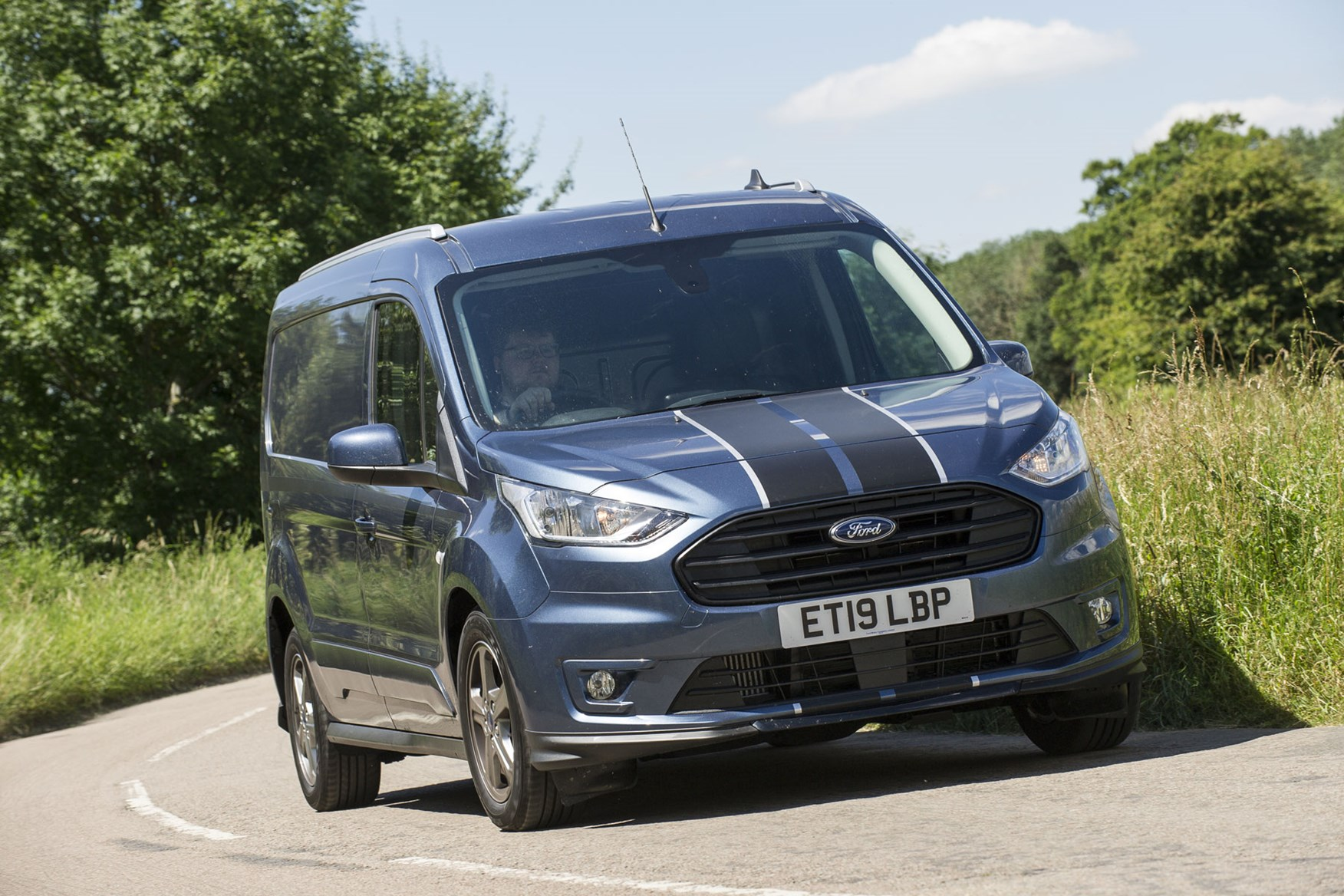 Ford Transit Connect van review | Parkers