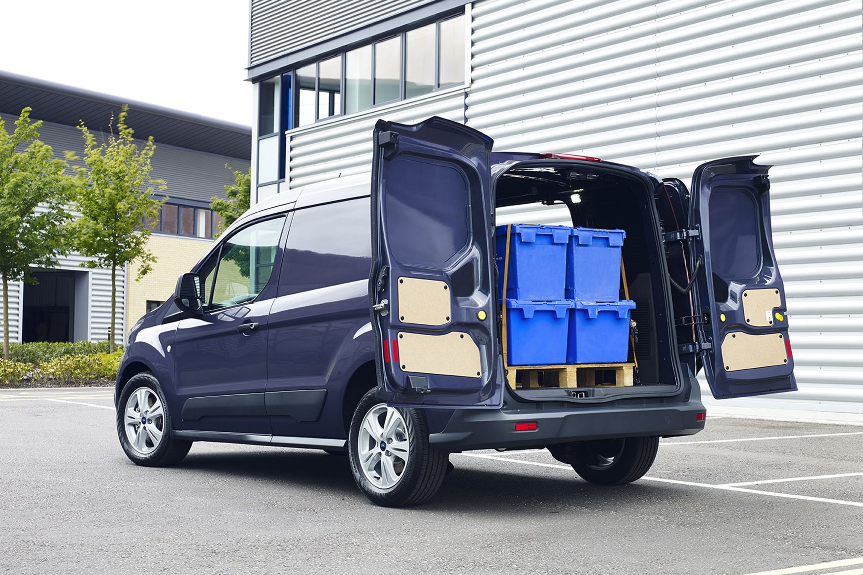 Ford Transit Connect Van Dimensions 2013 On Capacity Payload