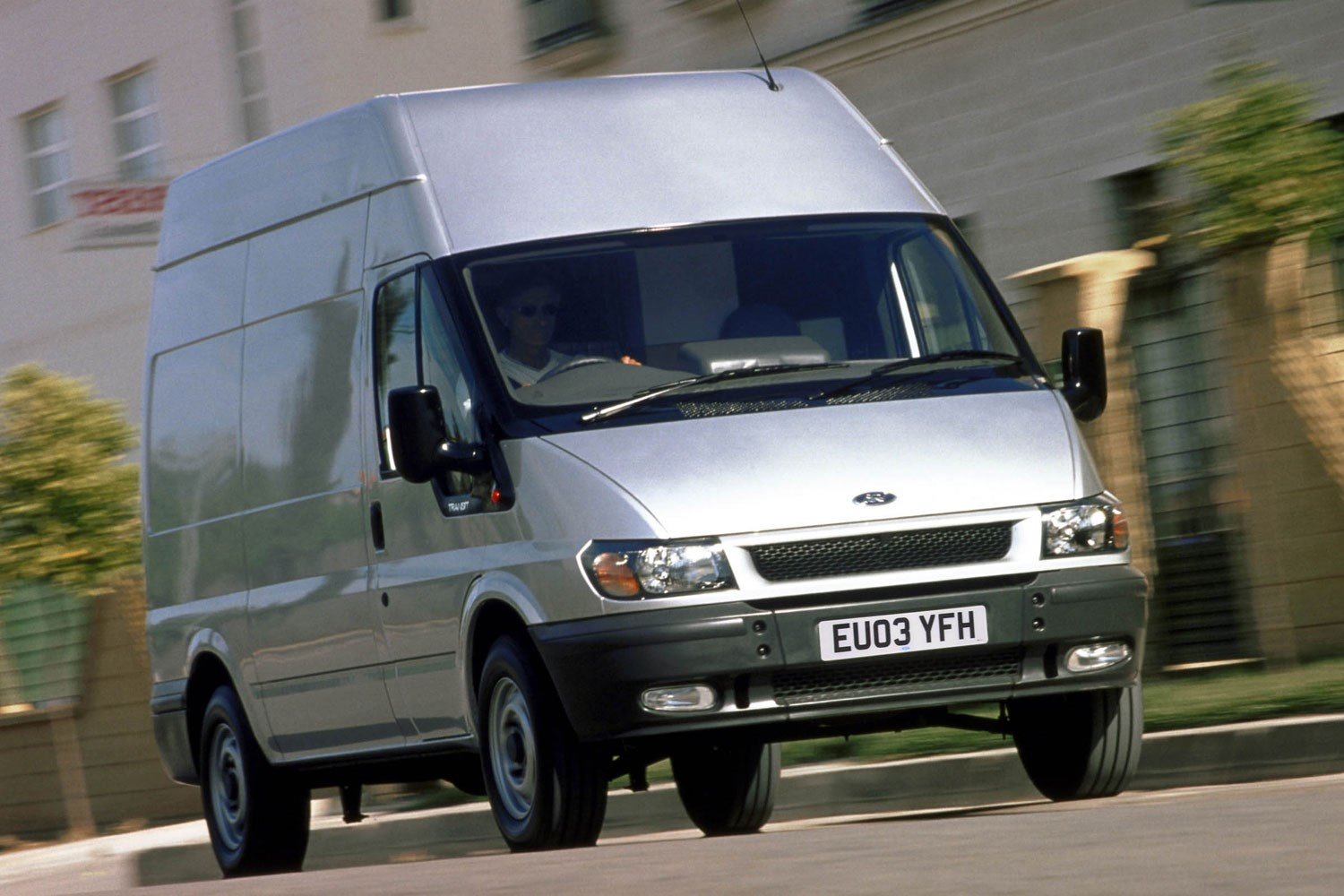 Ford Transit (2000-2006) review on Parkers Vans ...