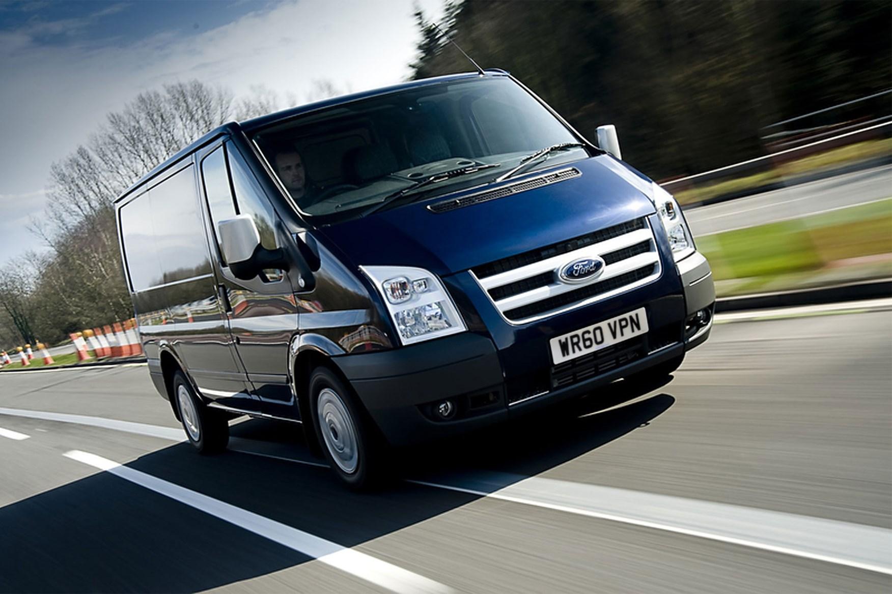 Ford Transit Van Review (2006-2013)