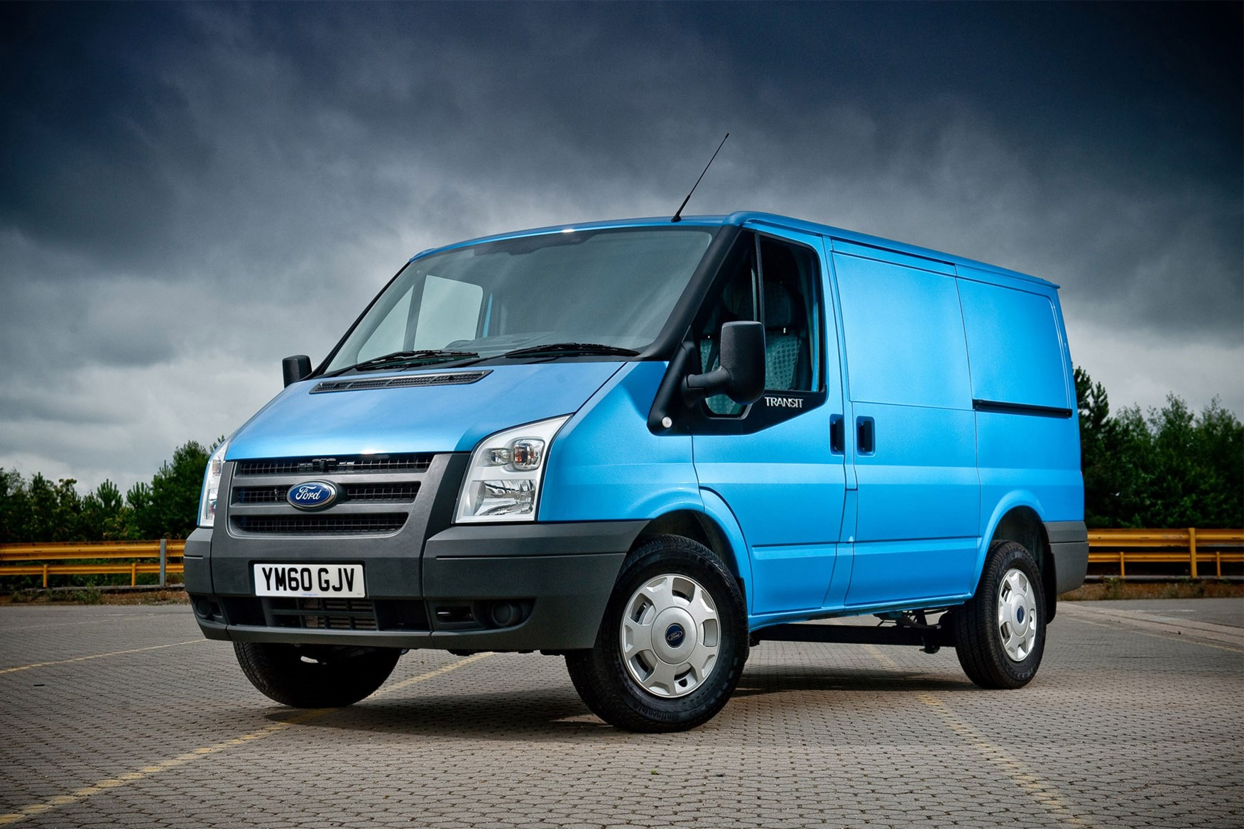 ford transit van review 2006 2013 parkers. Black Bedroom Furniture Sets. Home Design Ideas