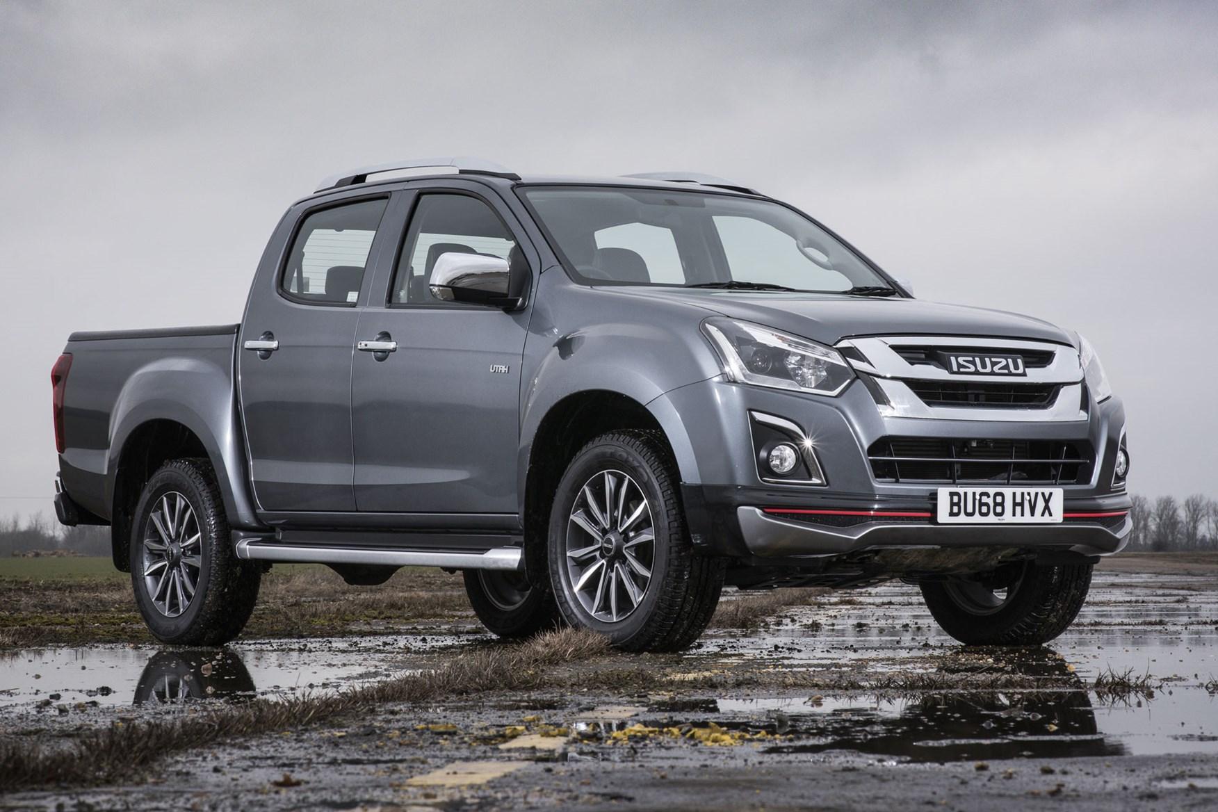 isuzu d-max pickup review | parkers