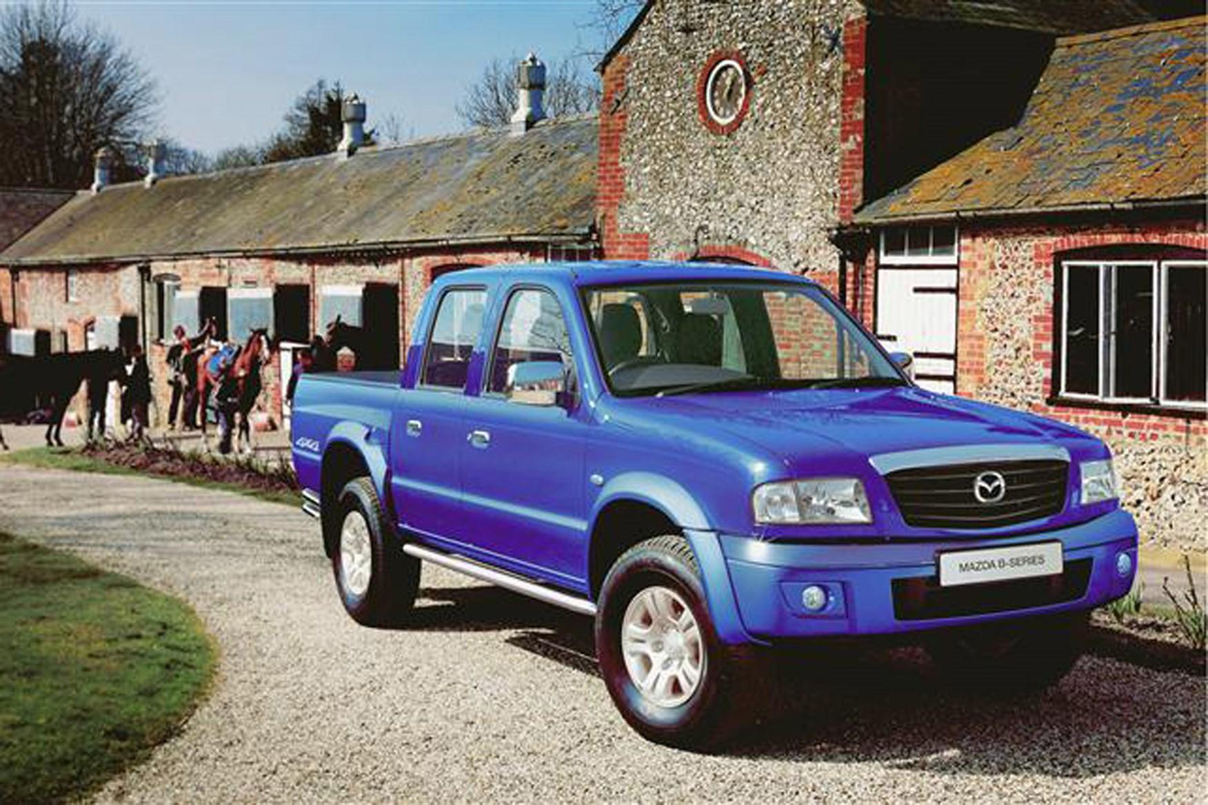 Used Pickup Trucks >> Mazda B-Series pickup review (1999-2006) | Parkers