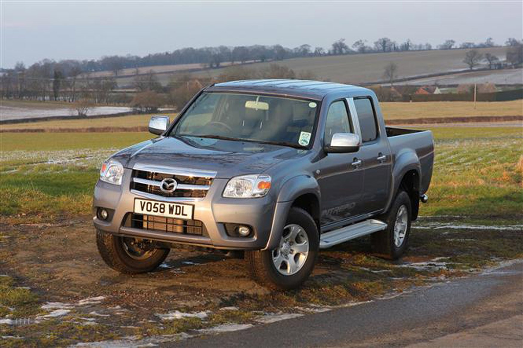 Mazda Bt 50 Pickup Review 2006 2009 Parkers