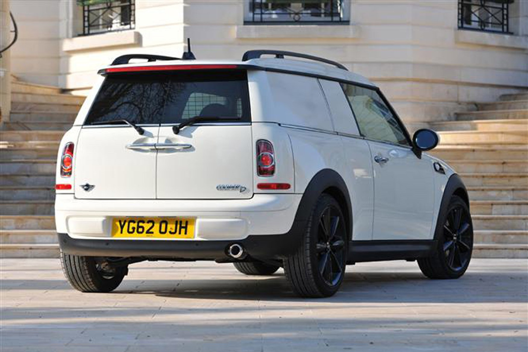 MINI Clubvan Van Review (2012-2014)