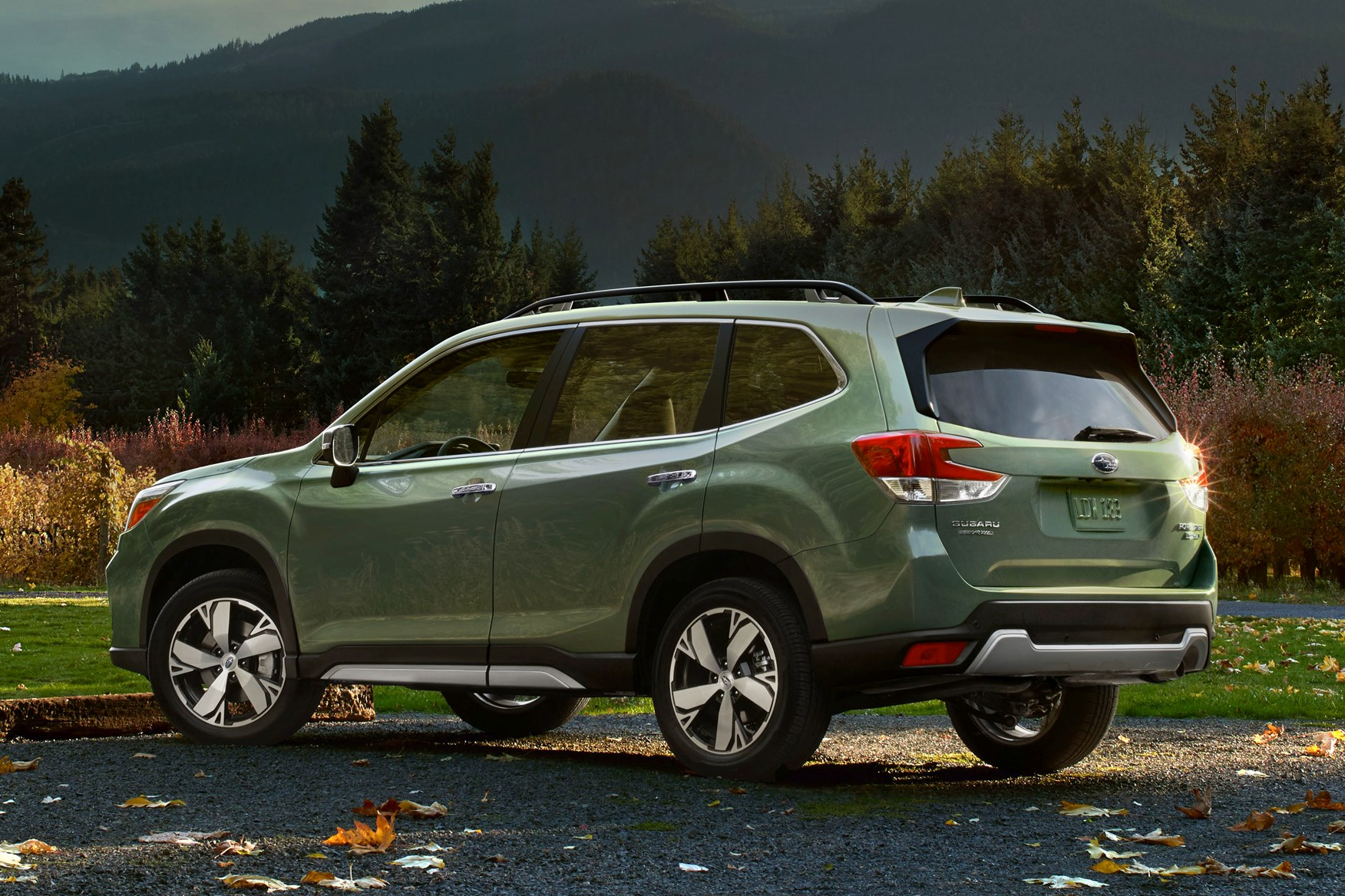 Subaru Forester Suv 2019 Parkers
