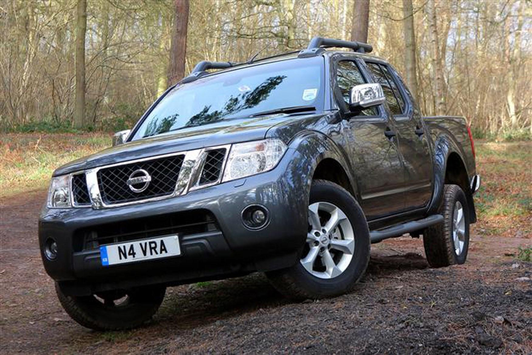 Nissan Navara pickup review (2005-2015) | Parkers