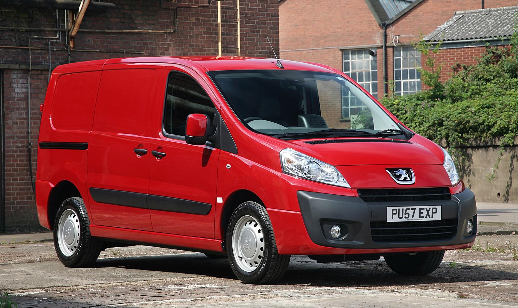 Peugeot Expert Van Review 2007 2016 Parkers