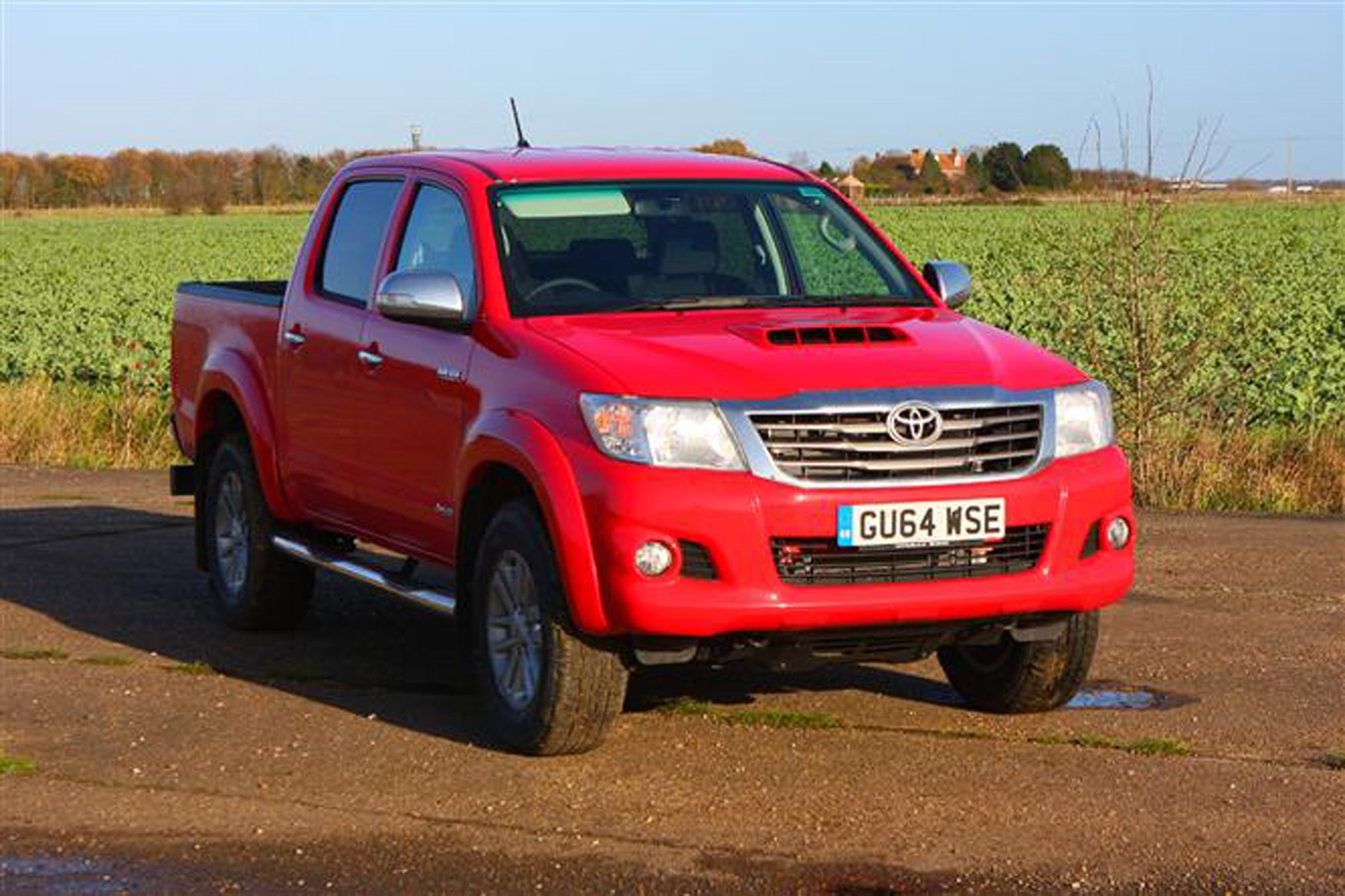 Toyota Hilux Pickup Review (2005-2016)