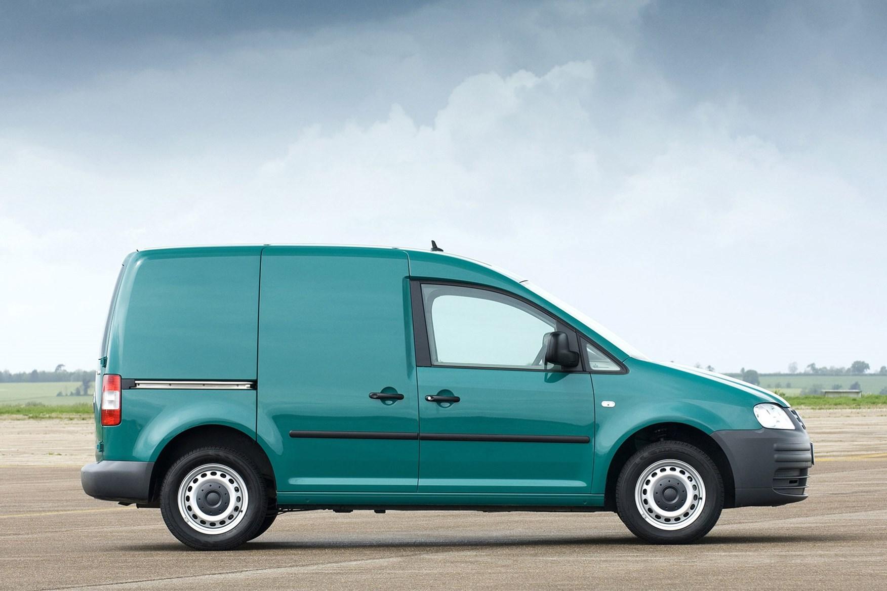 Welp Volkswagen Caddy van review (2004-2010) | Parkers ZW-51