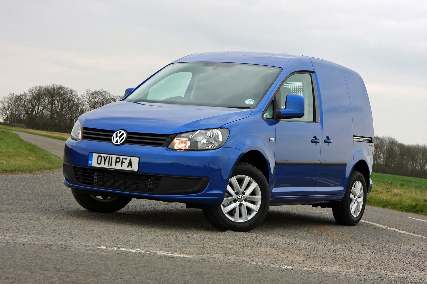 Volkswagen Caddy Van Review 2010 2015 Parkers