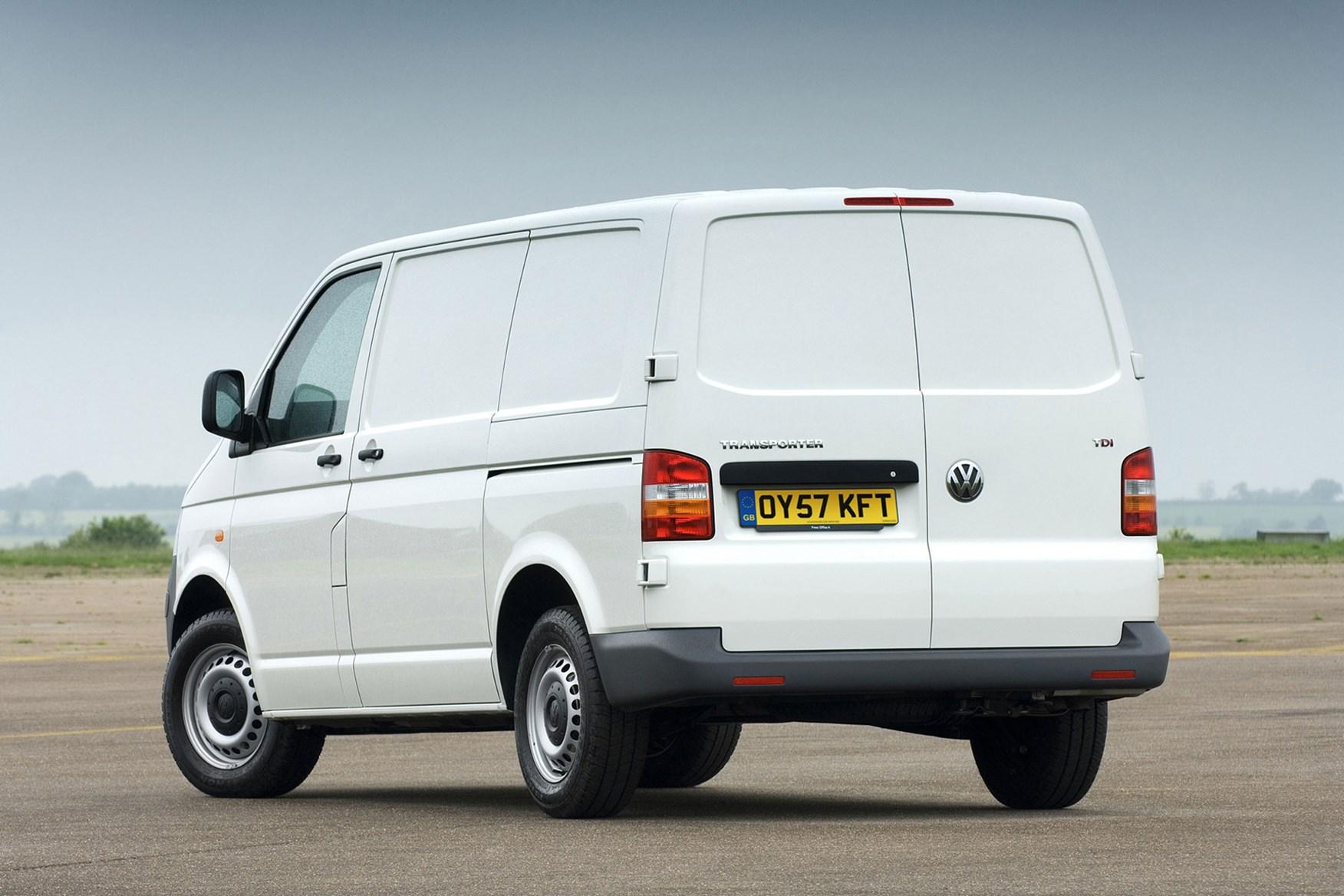 Volkswagen Transporter Van Review 2003 2009 Parkers