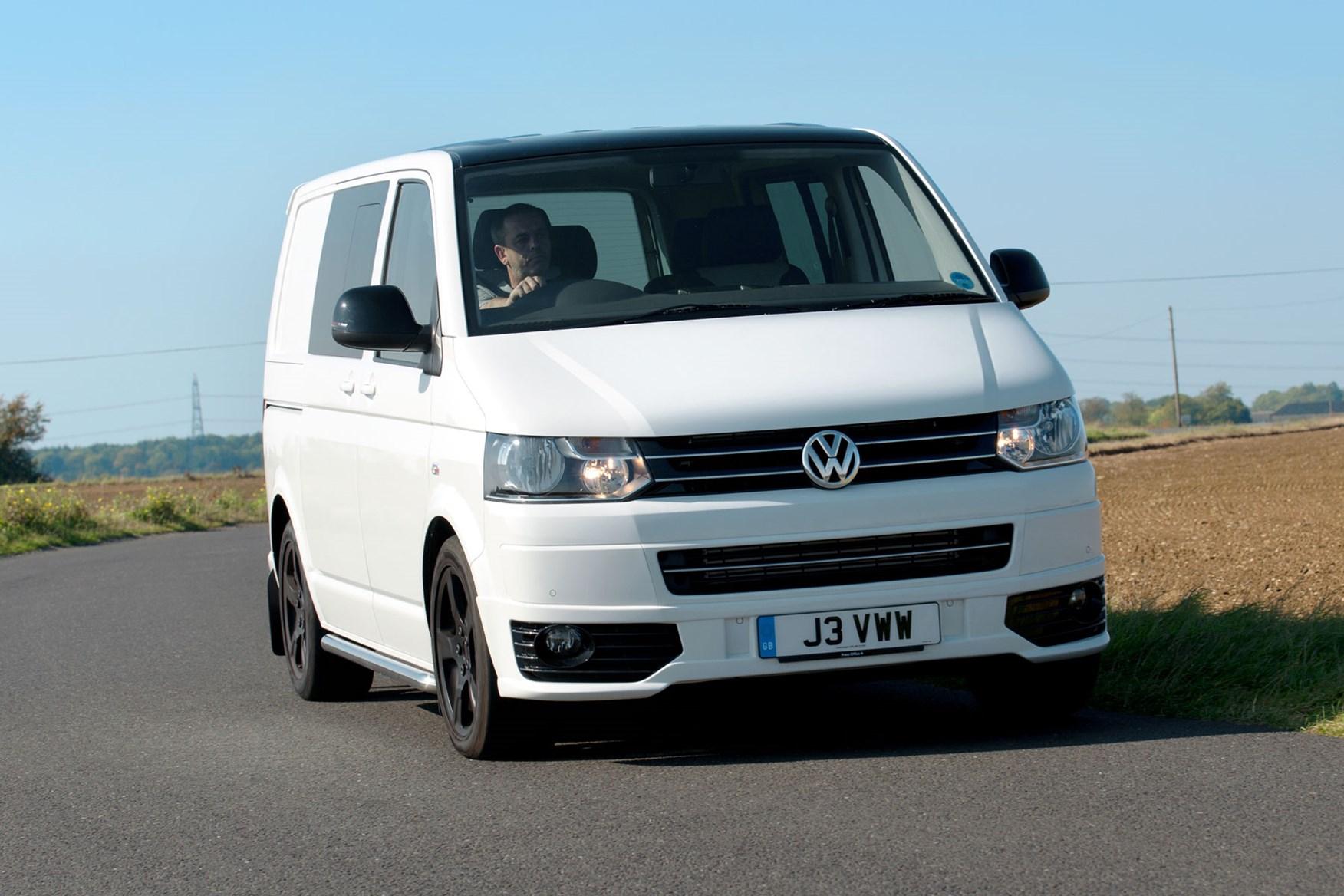 Volkswagen Transporter van review (2010-2015) | Parkers