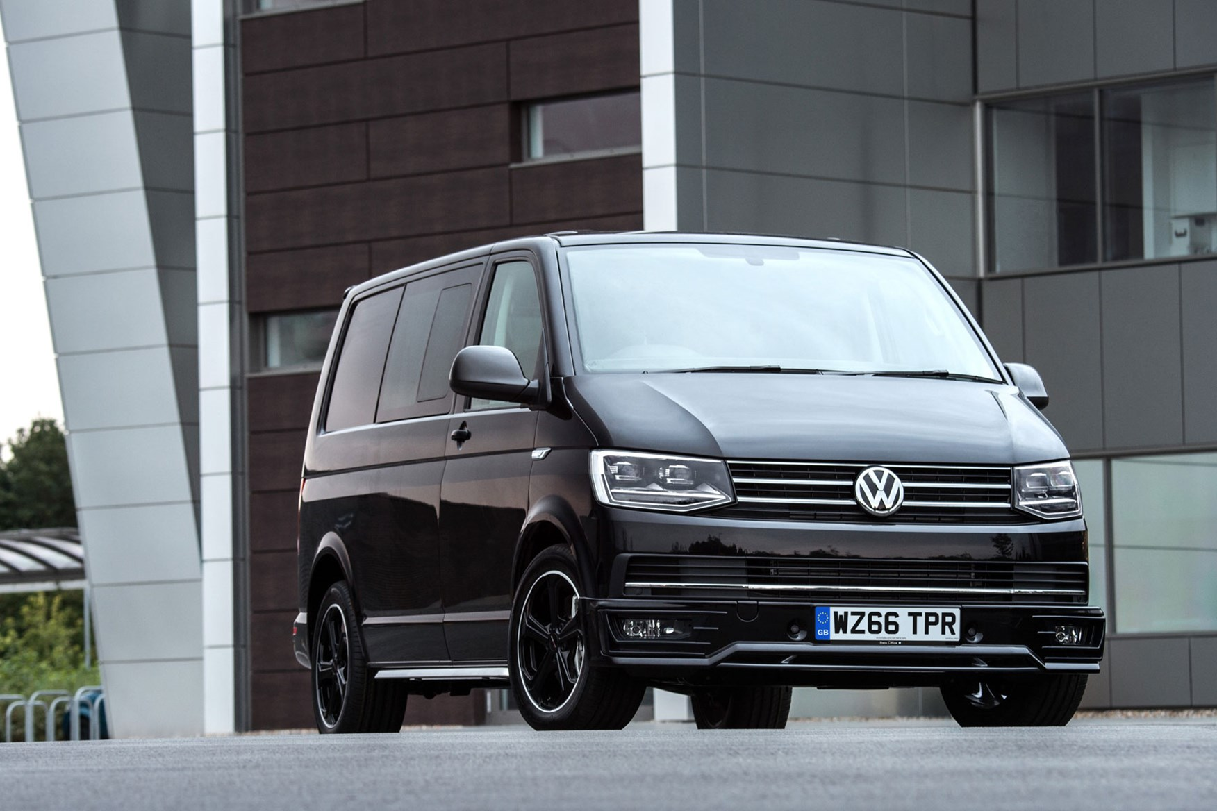 Volkswagen Transporter review (T6 and T6 1) Parkers