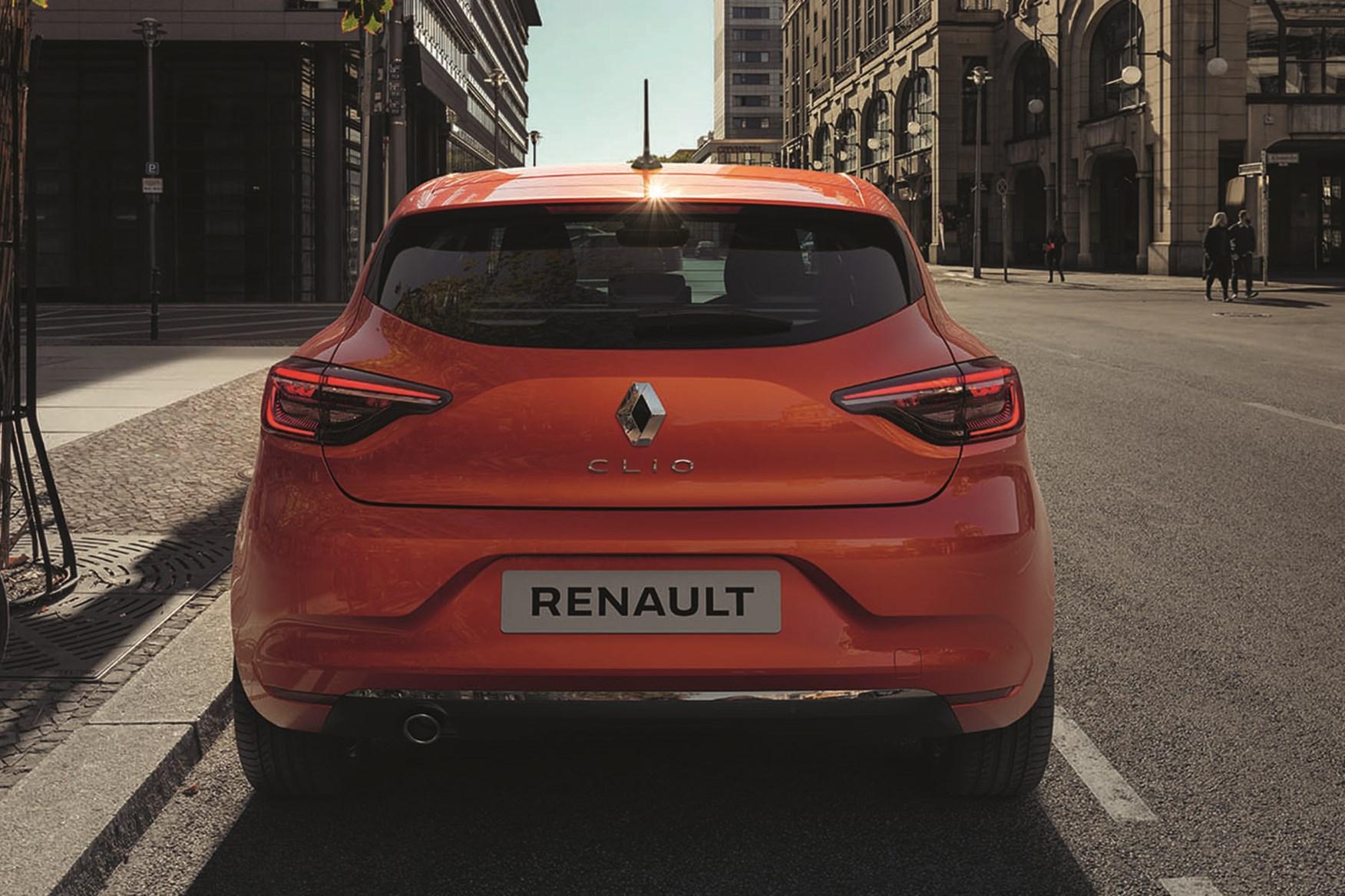 Renault Clio 2019 Parkers