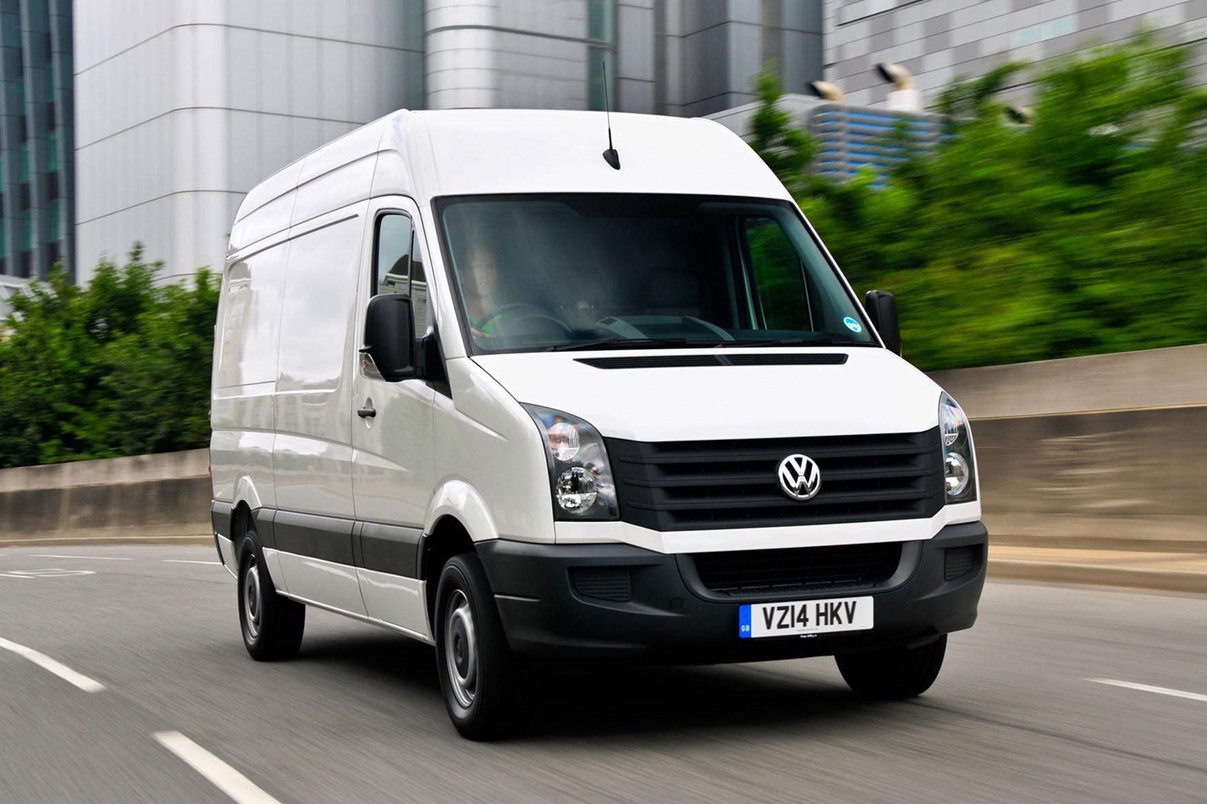 Volkswagen Crafter van review (2011-2016) | Parkers