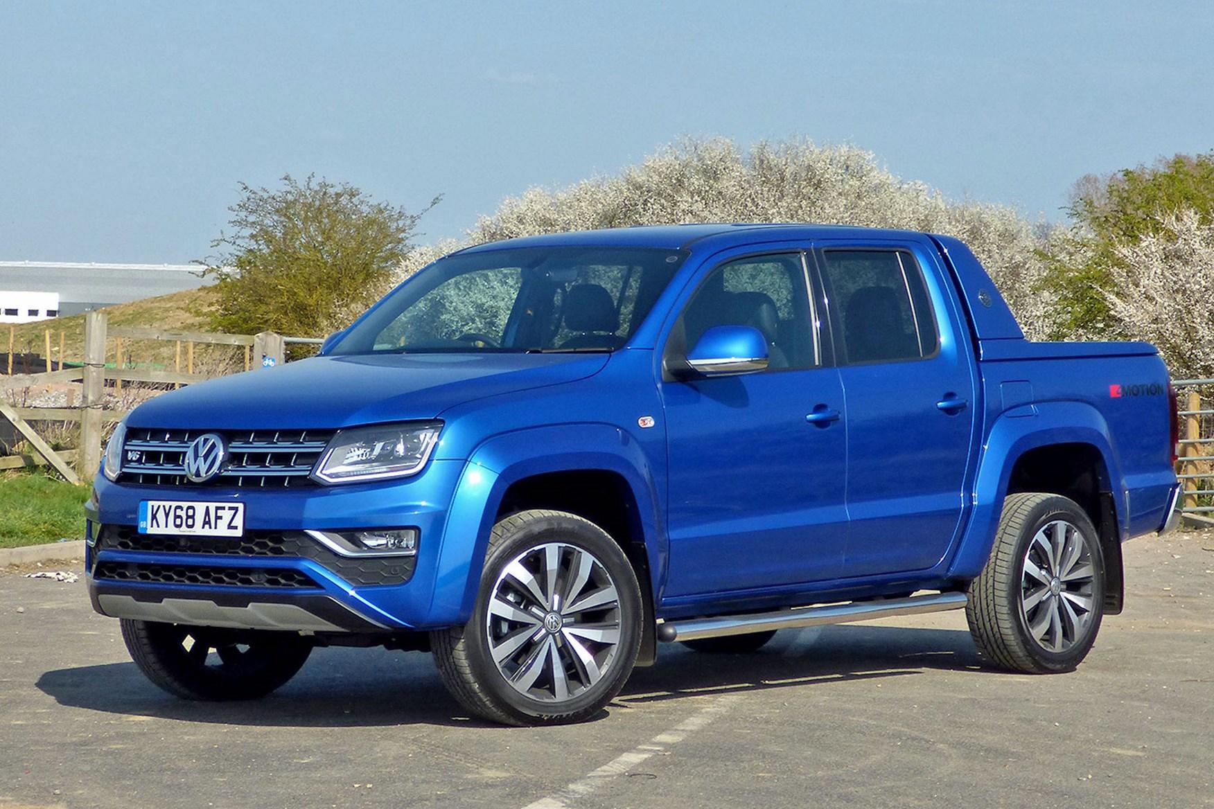 Volkswagen Amarok review (2020) | Parkers