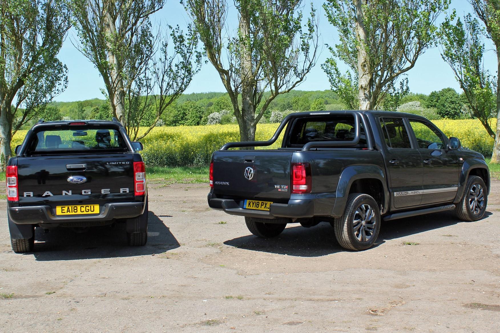 Volkswagen Amarok pickup review (2011-on) | Parkers
