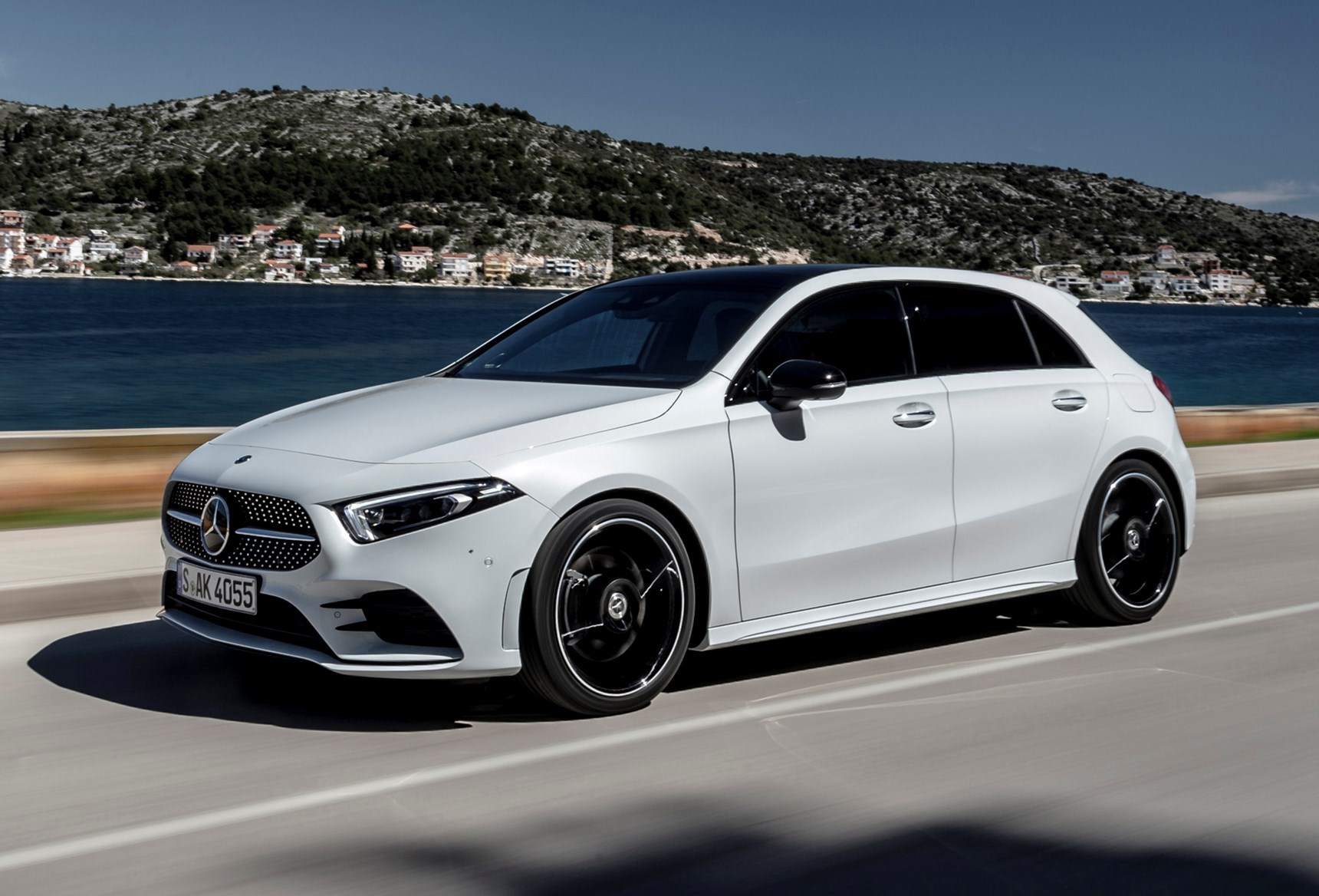 Mercedes A-Class review: summary | Parkers