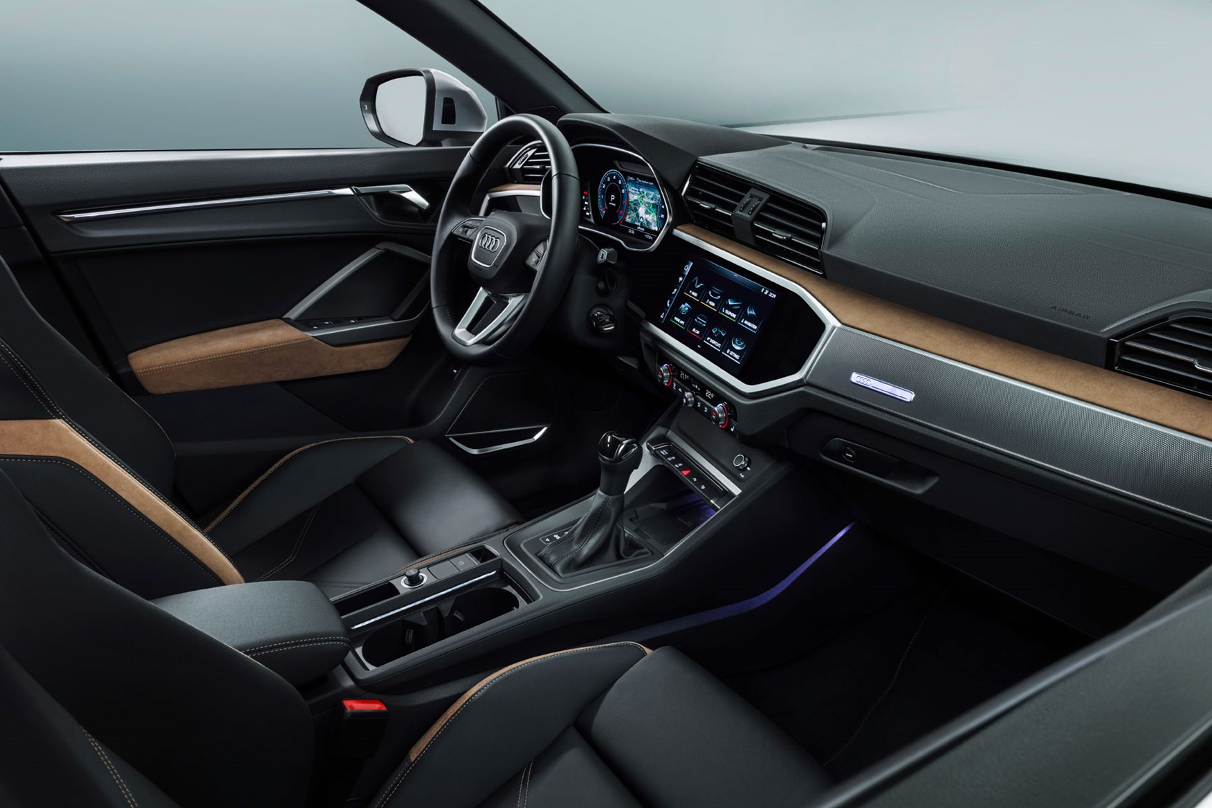 New Audi Q In Parkers - Audi q3 2018