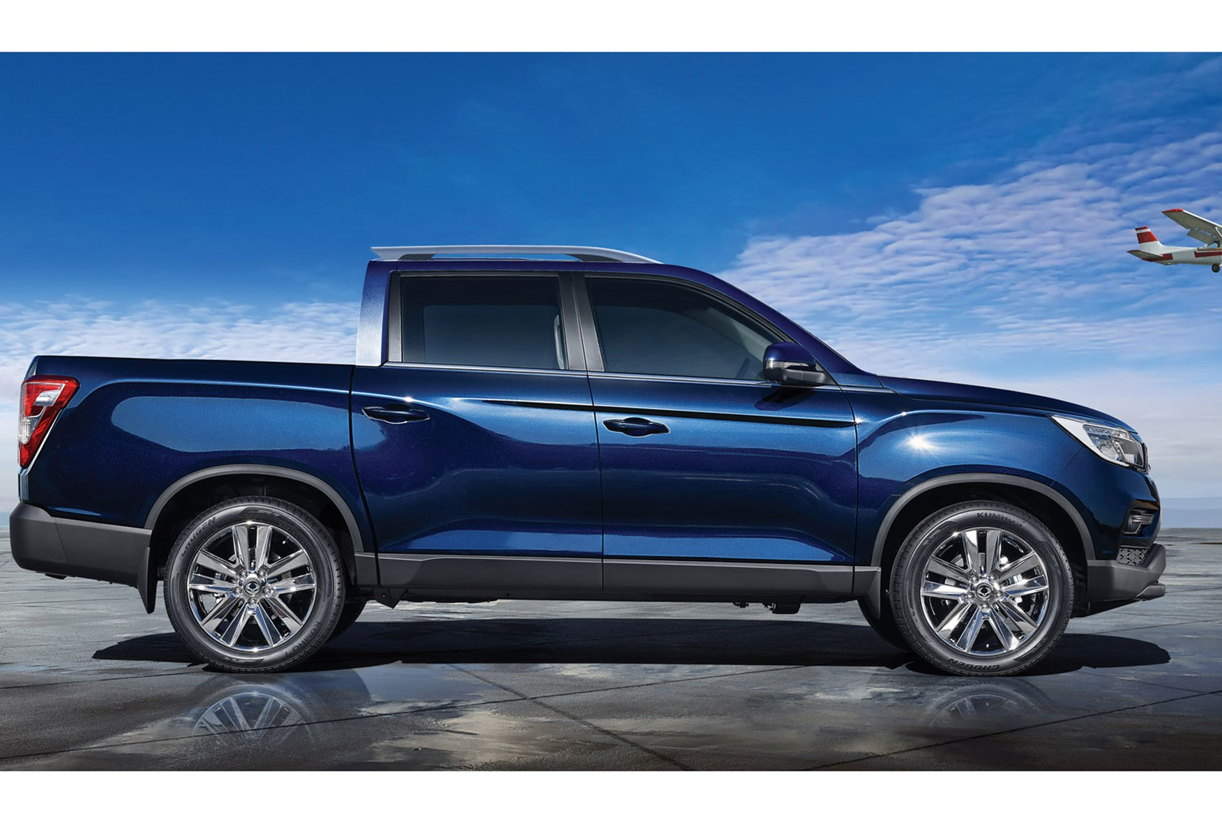 New SsangYong Musso pickup 2018 first driving impressions ...