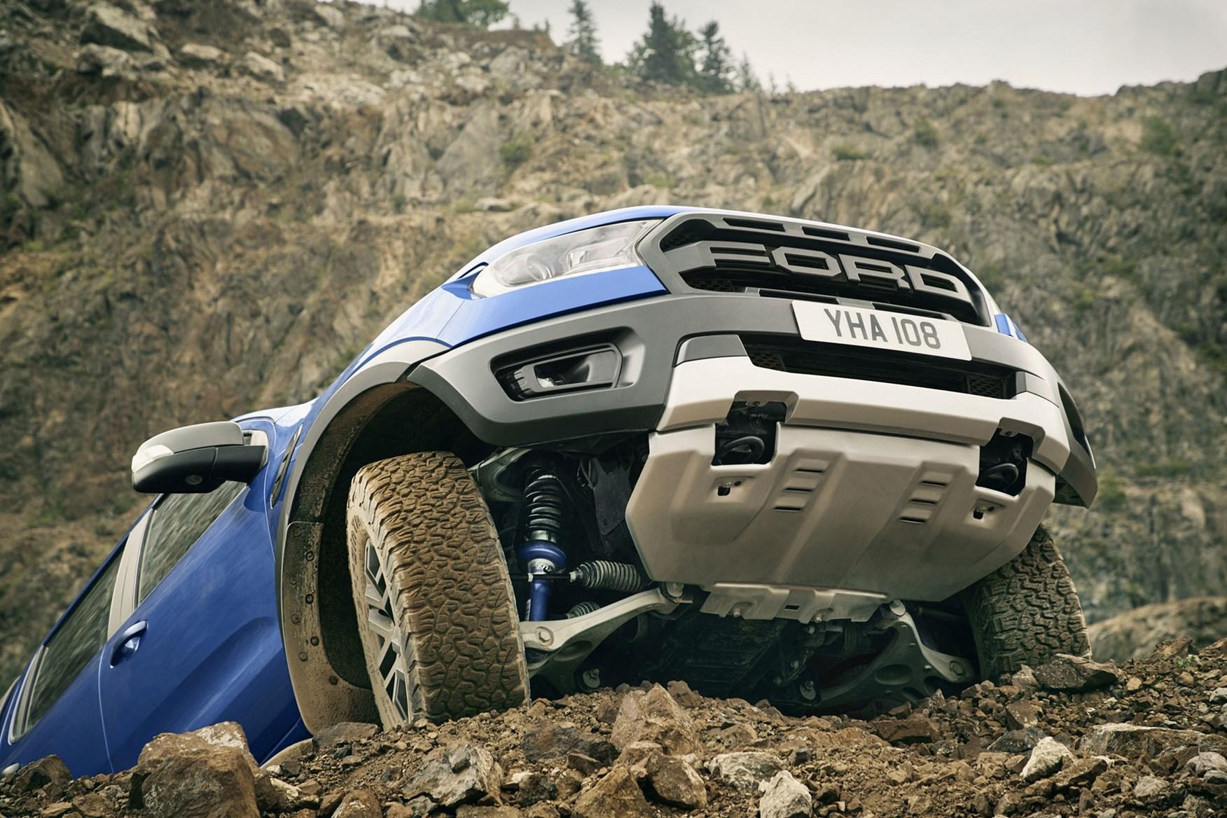 Ford Ranger Raptor Full Details On New High Performance Pickup