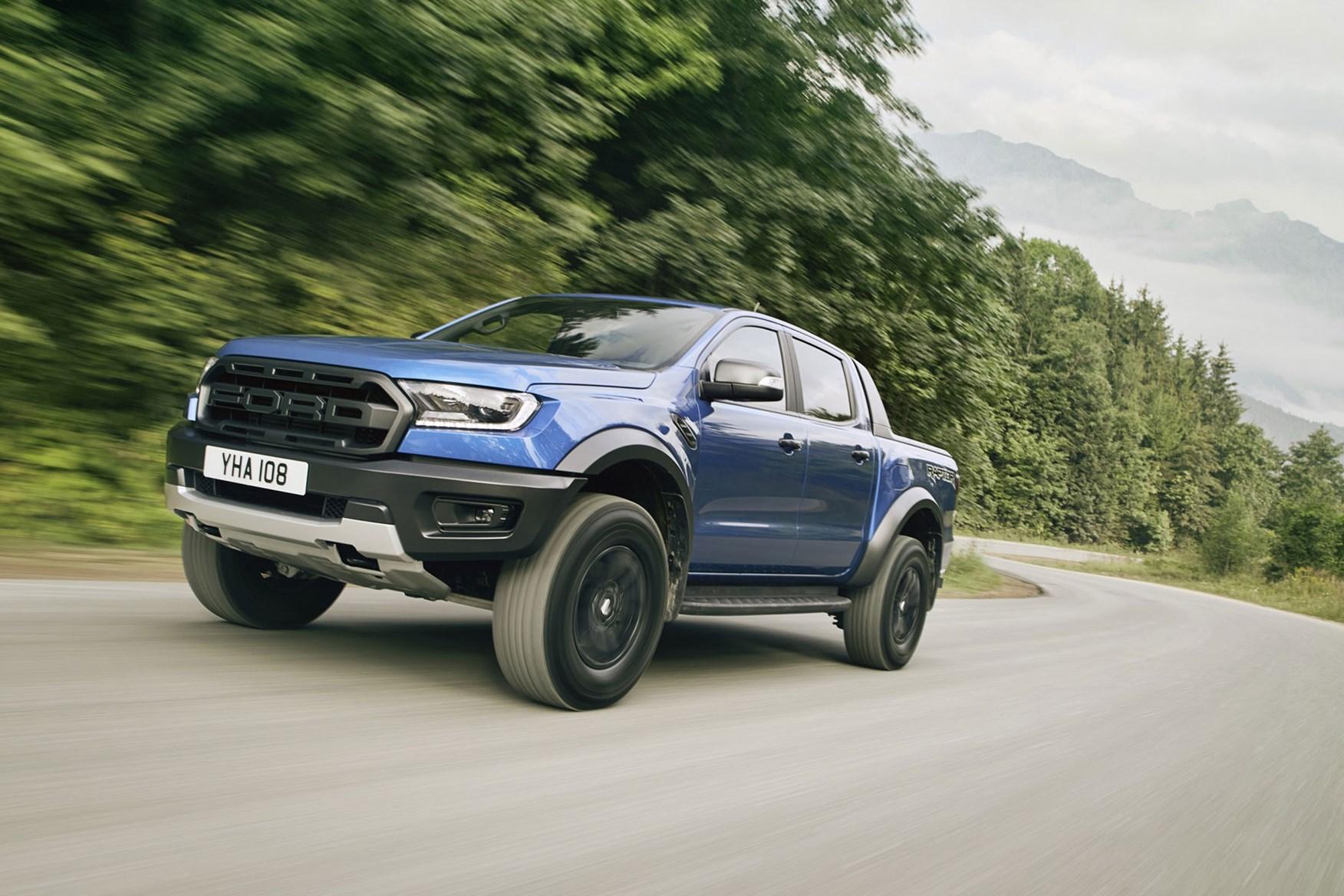 ford ranger raptor full details on new high performance pickup truck parkers. Black Bedroom Furniture Sets. Home Design Ideas