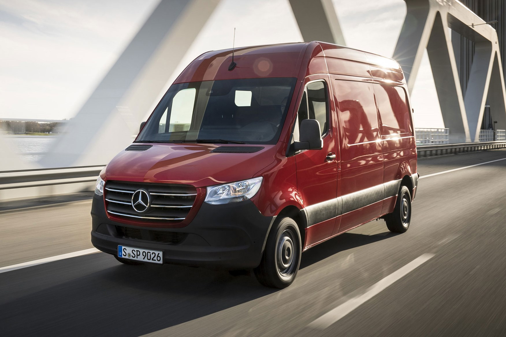 Mercedes Sprinter 2018 News Parkers Pump Wiring L1 L2 All New Official Technical Details And Pictures On Vans