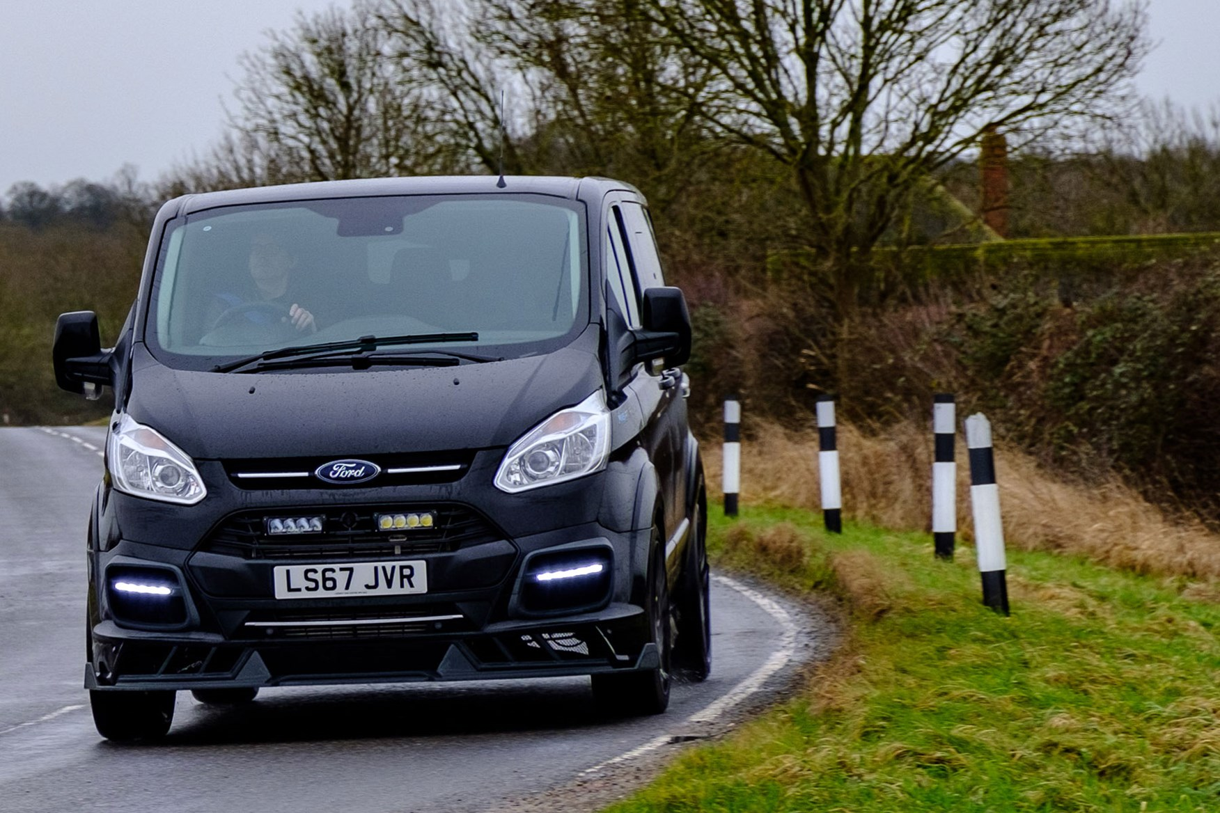 Car Dealers Peterborough >> Ford Transit Custom MS-RT R-Spec automatic review – a week at the wheel | Parkers
