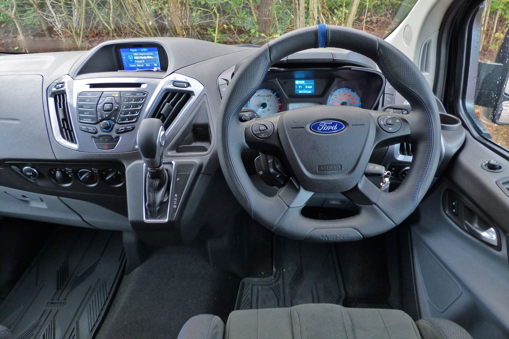 a29f359a4d Ford Transit Custom MS-RT R-Spec automatic review – a week at the ...