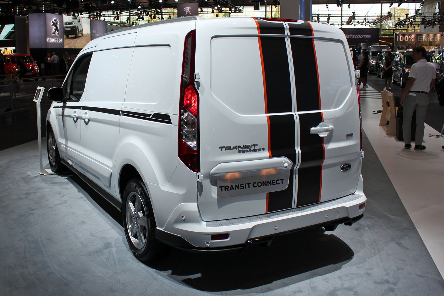 ford transit connect sport announced as part of update to. Black Bedroom Furniture Sets. Home Design Ideas