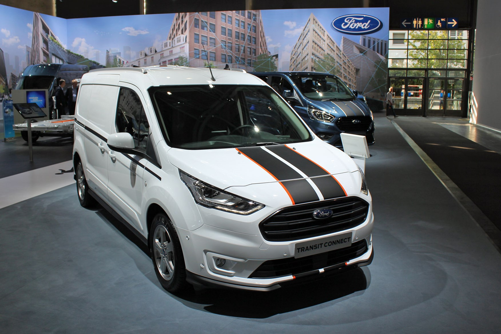 New Ford Transit Connect Sport ...