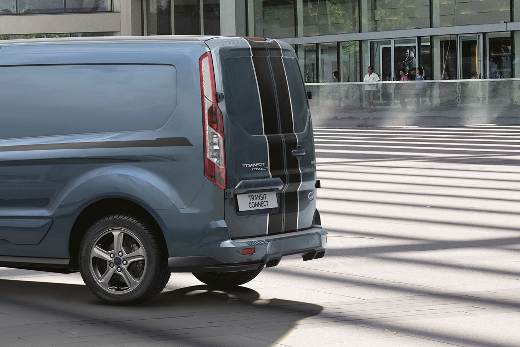 Ford Transit Connect >> Ford Transit Connect Sport announced as part of update to ...
