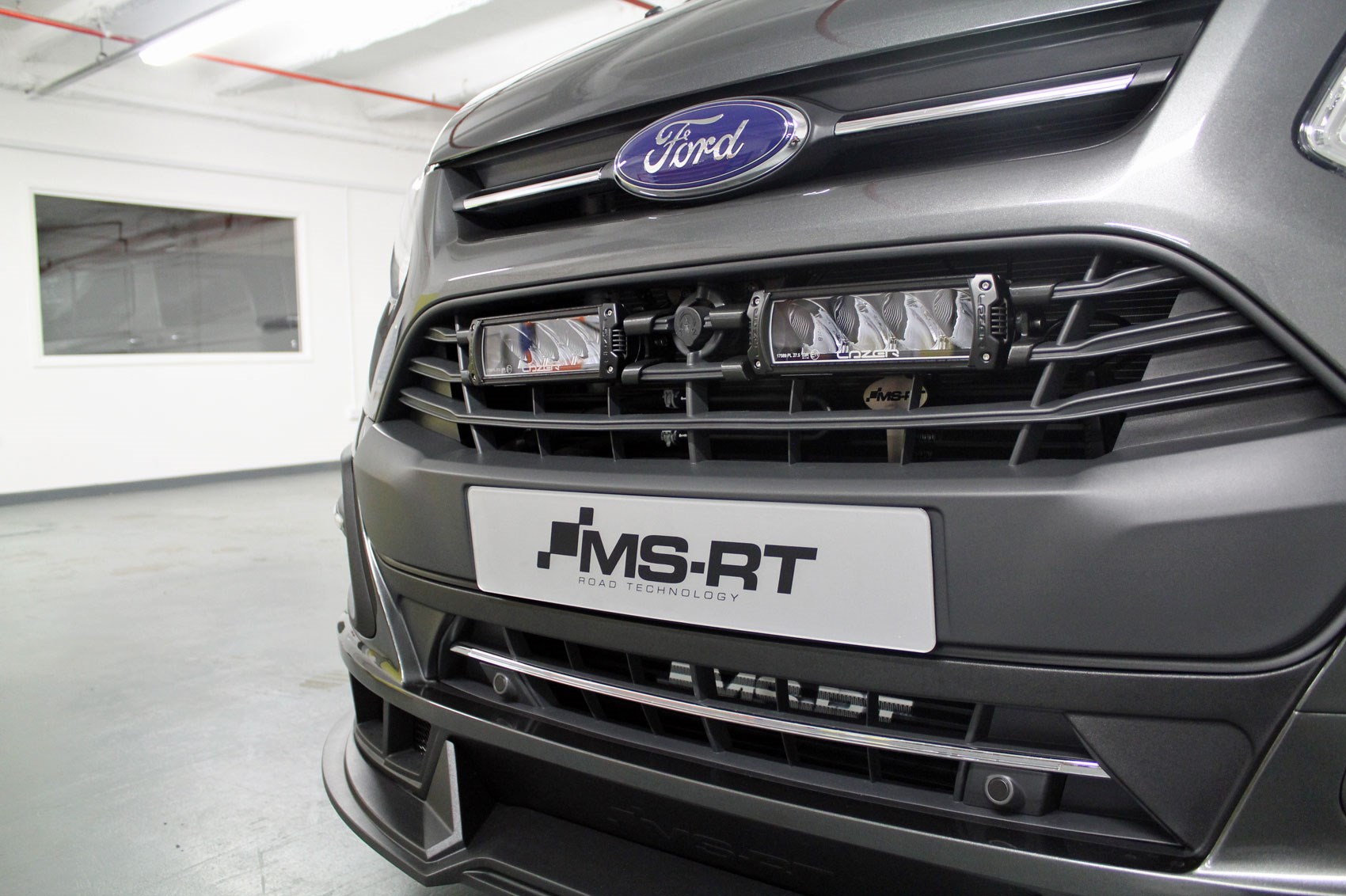 Ford Transit Custom MS-RT R-Spec review – a 208hp van with ...