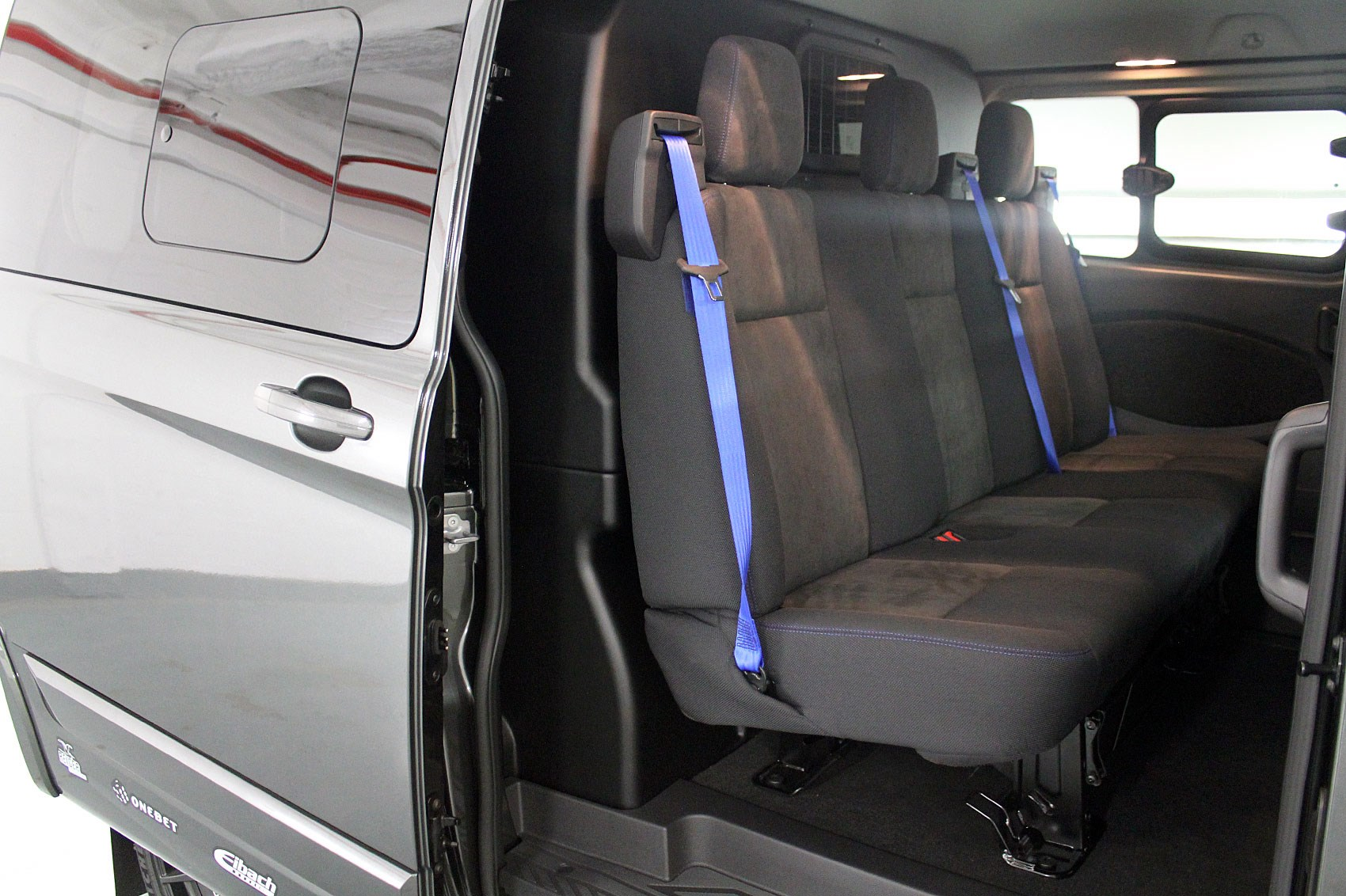 Ford Transit Custom MS-RT R-Spec review – a 208hp van with