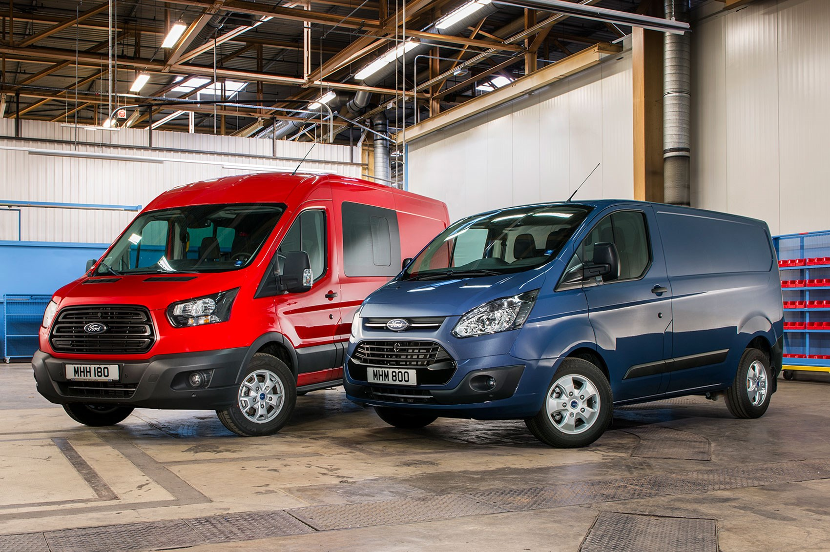 Security Update For Ford Transit And Custom Parkers Systems Issues Software Vans