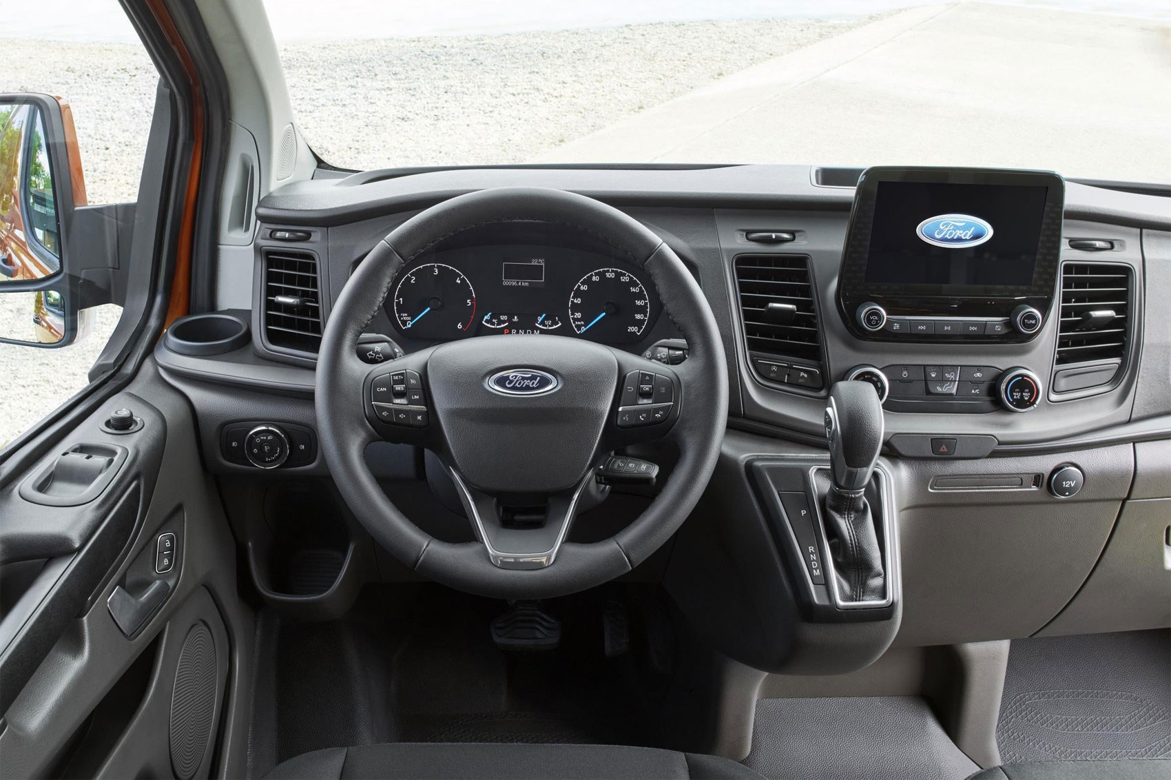 New Ford Transit Custom For 2018 Info And Pictures Of Facelift For
