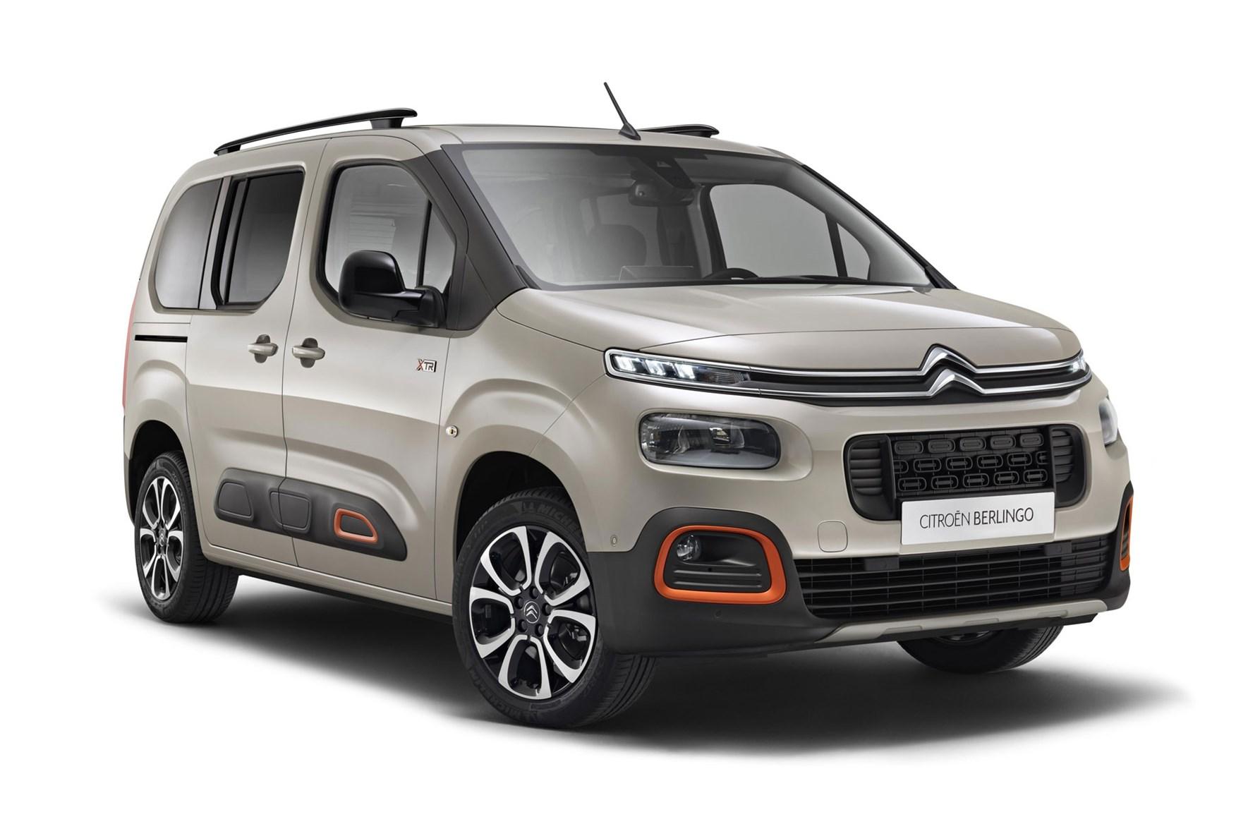 First Official Pictures Details Of 2018 Citroen Berlingo Peugeot